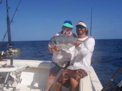 people we met along the way - fishing