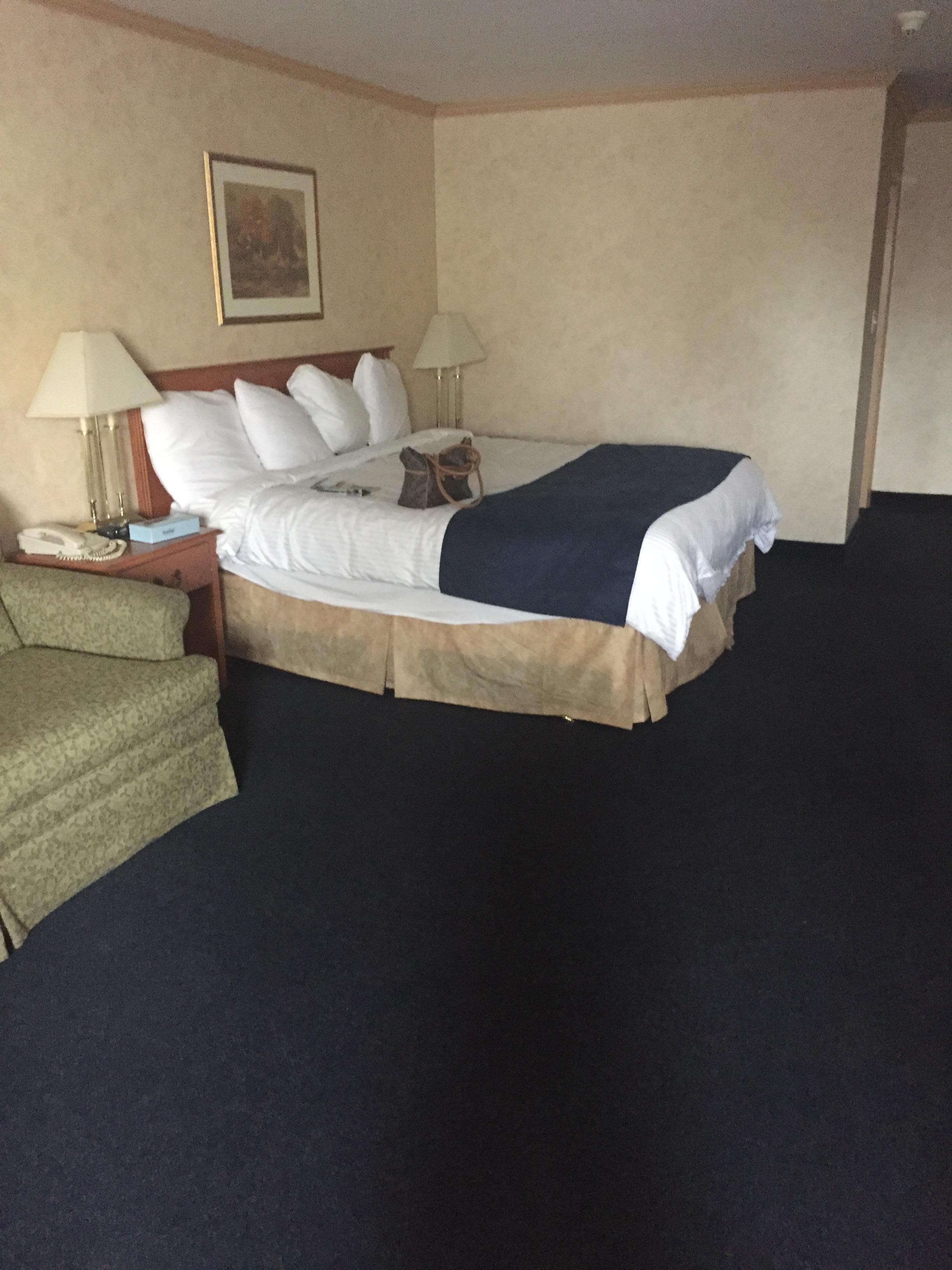 Very spacious