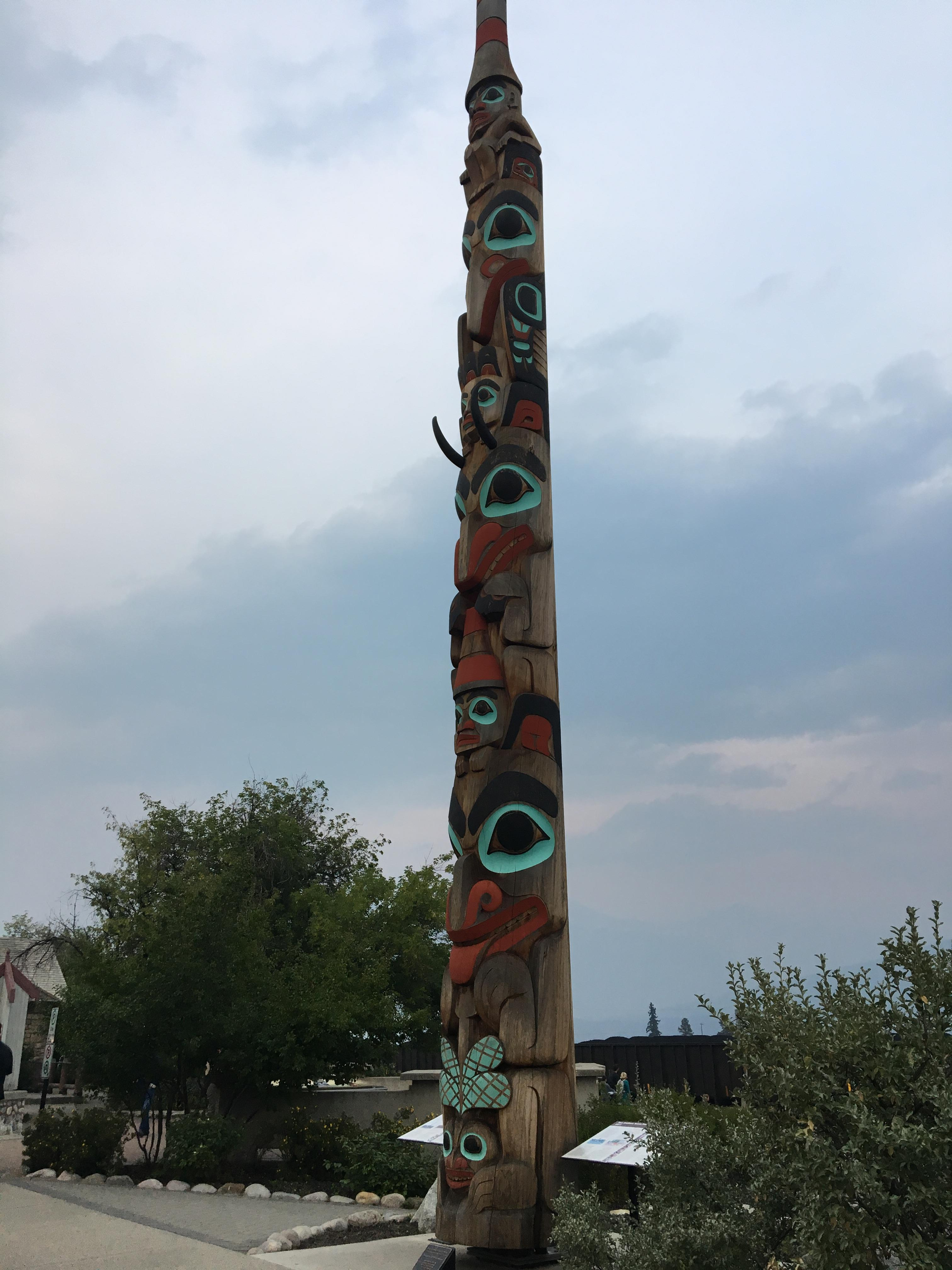 Two Brother's Totem