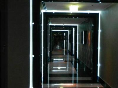 Inside the sky Lounge
