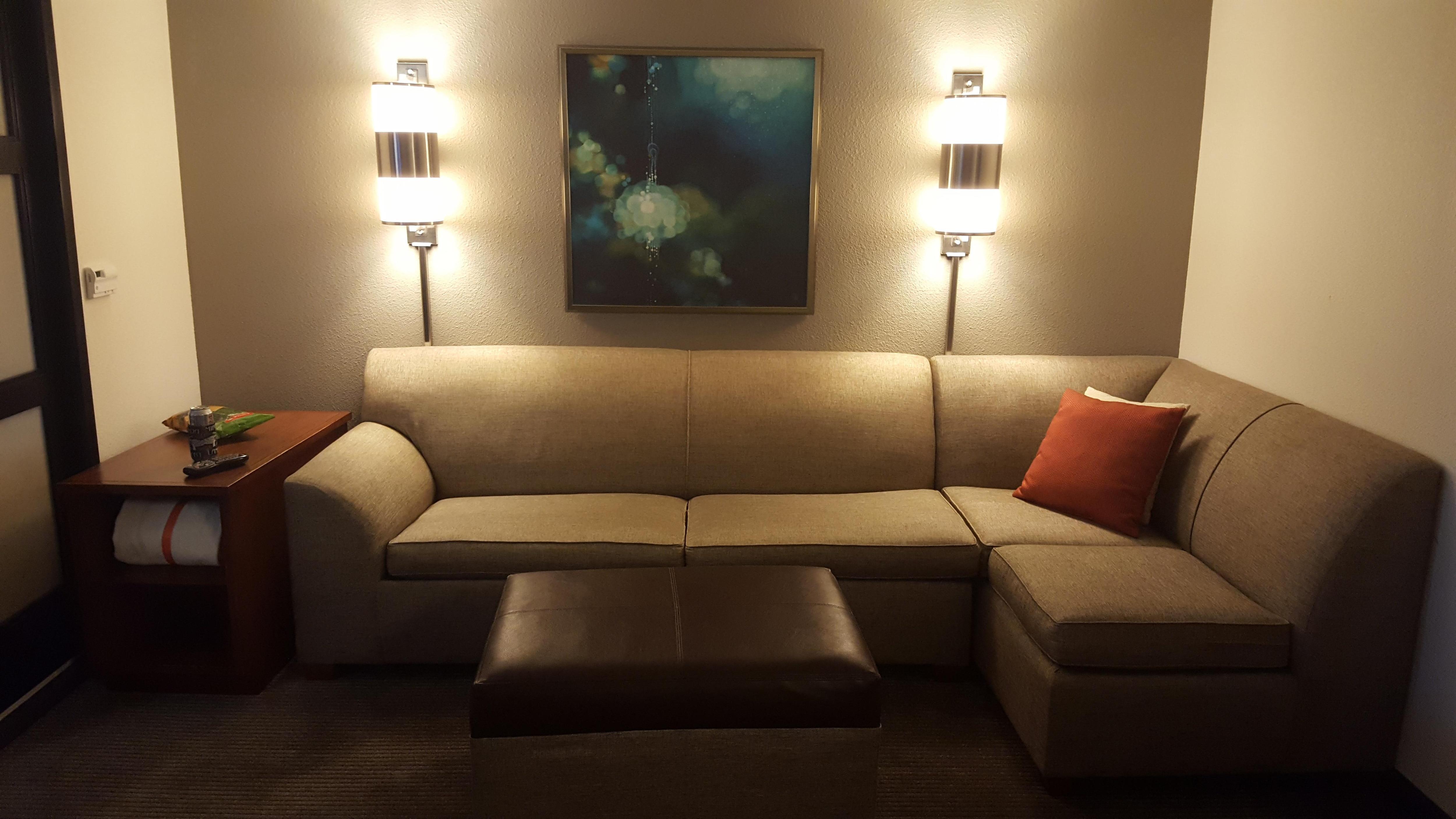Classy sofa!