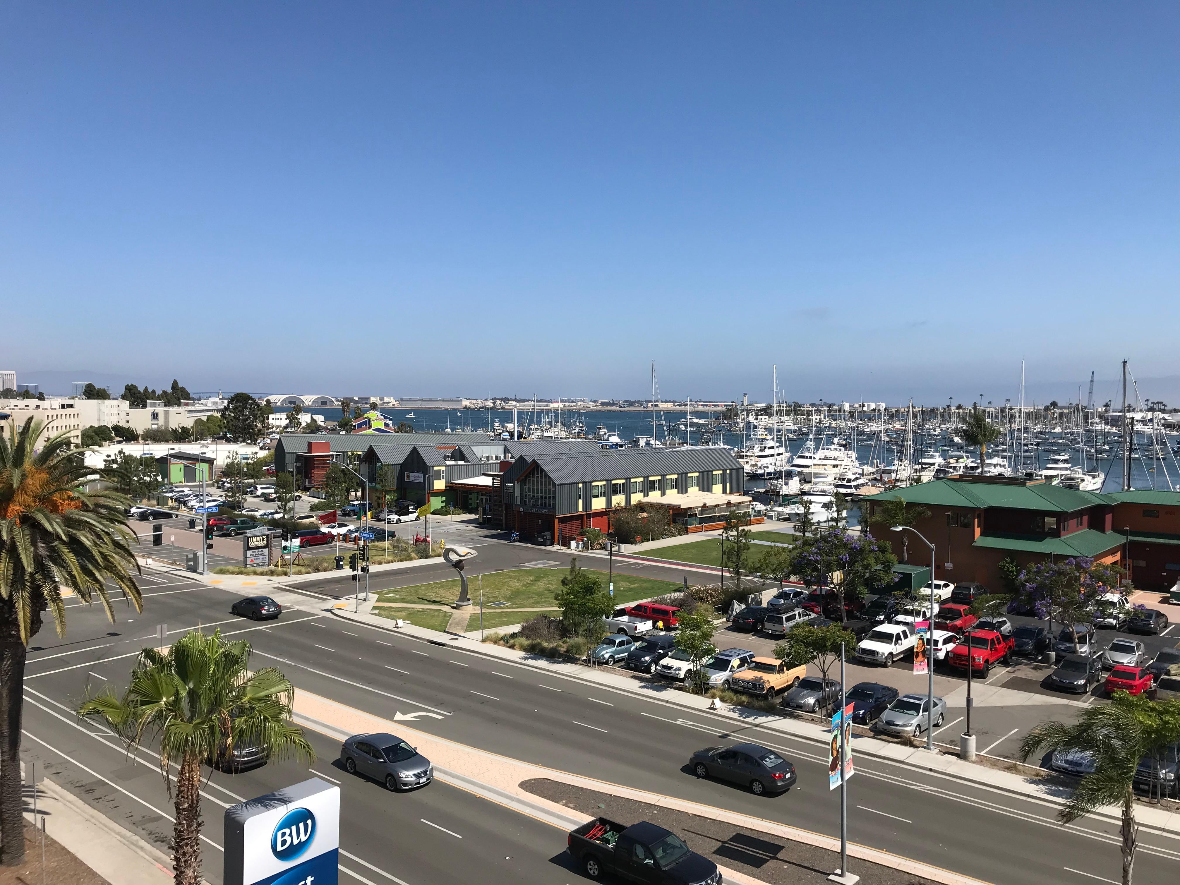 Best Western Yacht Harbor Hotel San Diego Room Prices