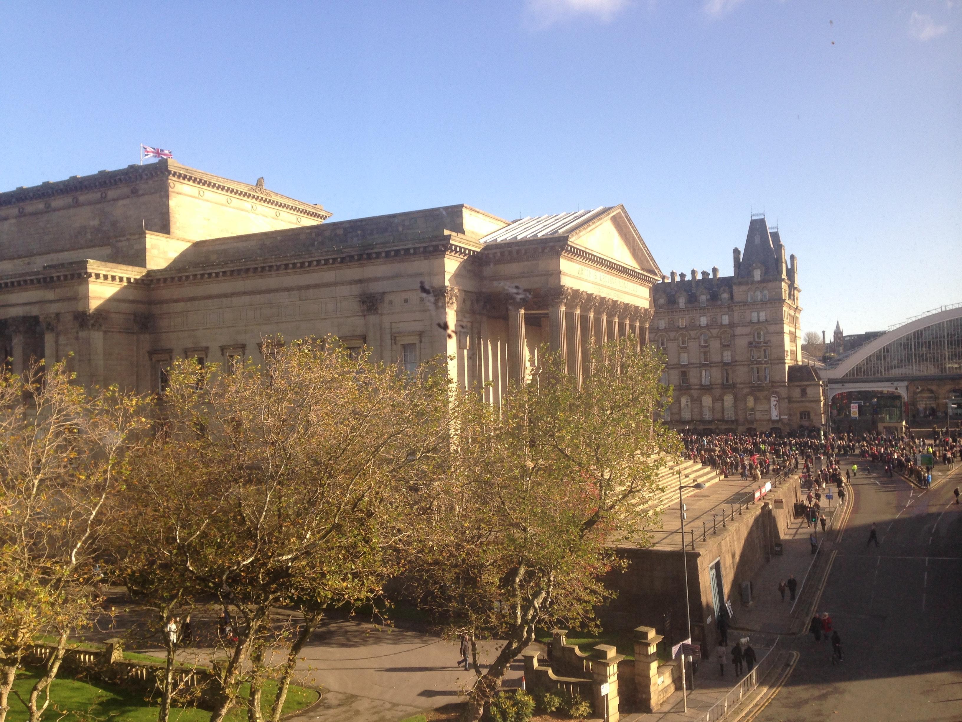 Liverpool Marriott Hotel City Centre - Reviews, Photos