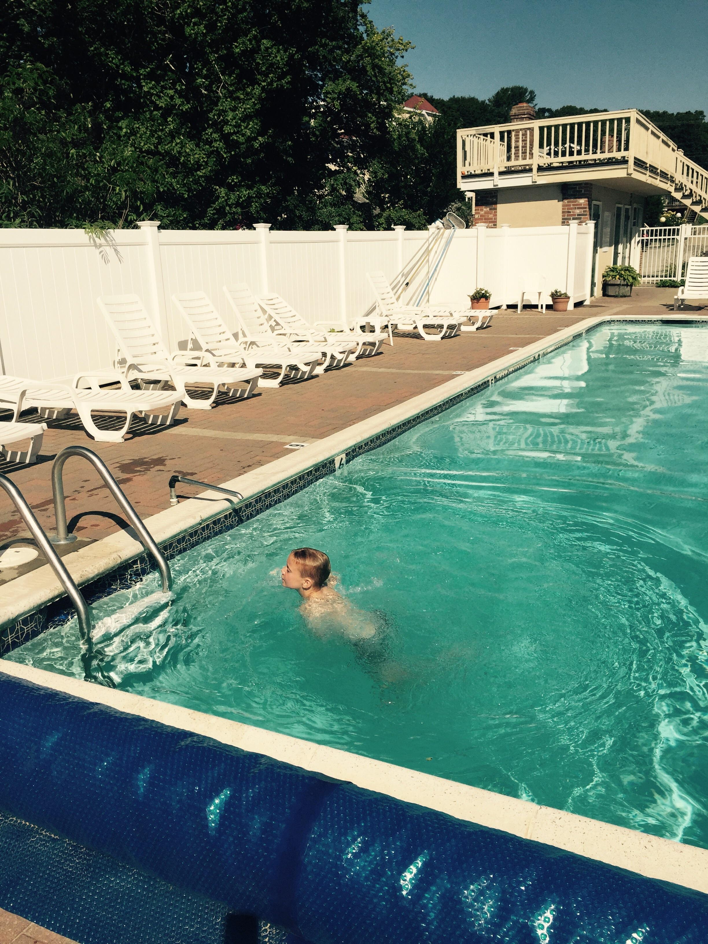 Loved the pool