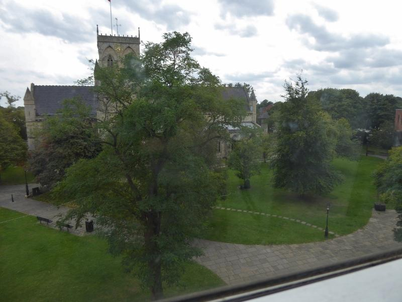 View from Room 307
