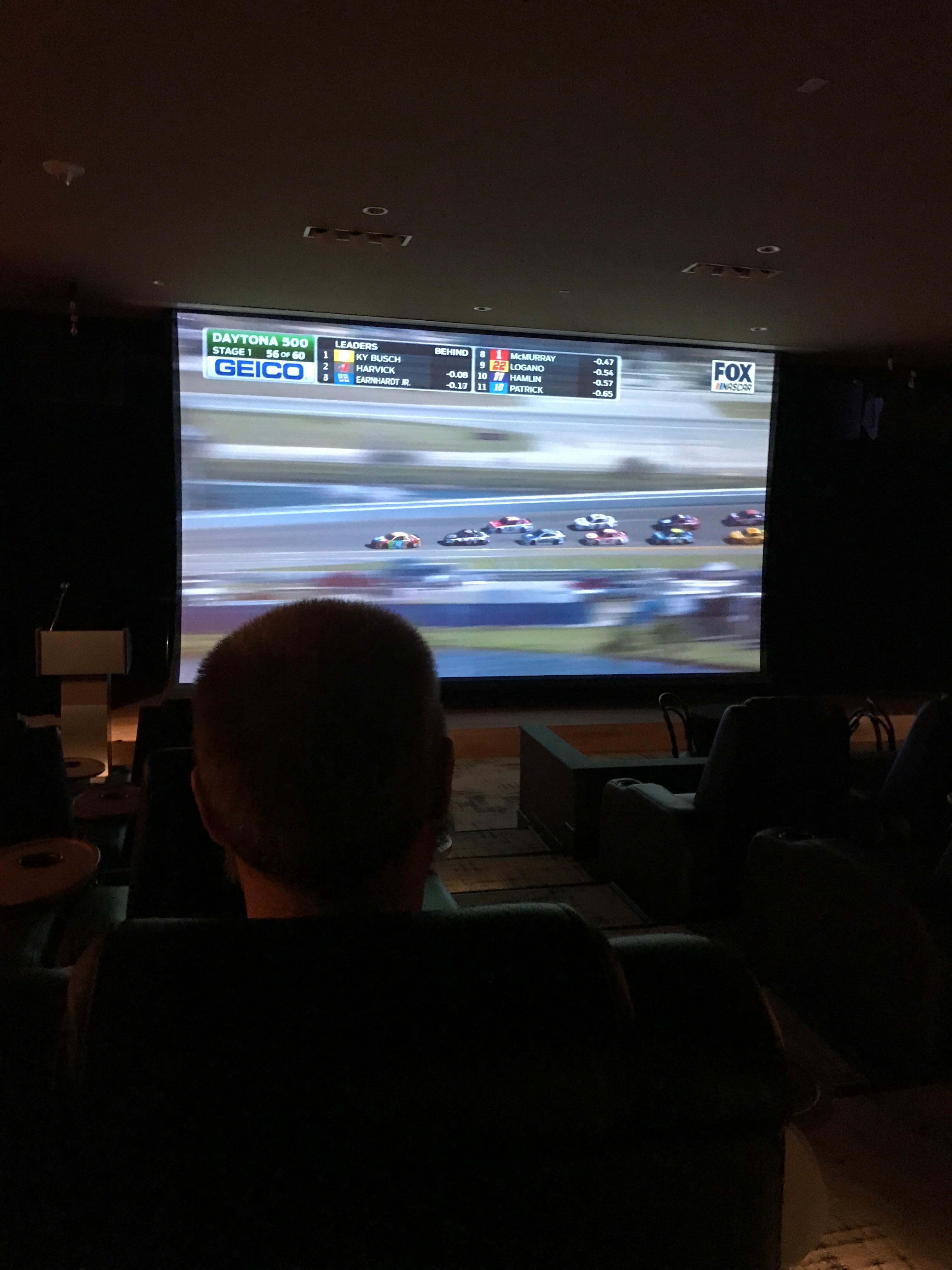 Daytona at the 9