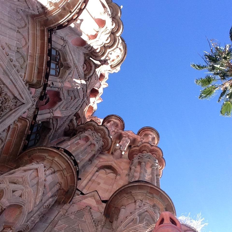 Cathedral con nostrils
