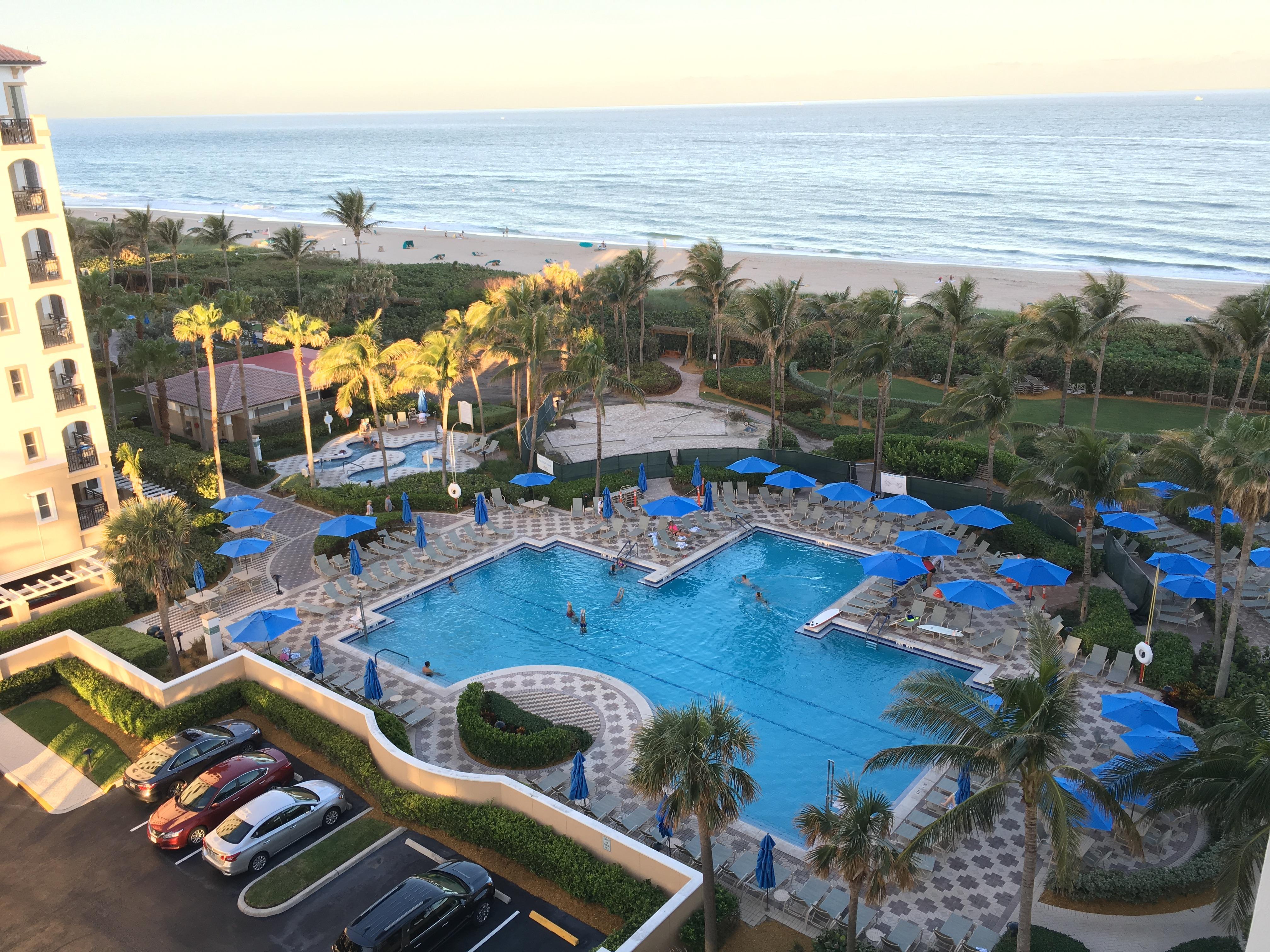 Marriotts Ocean Pointe in Palm Beach  West Palm Beach
