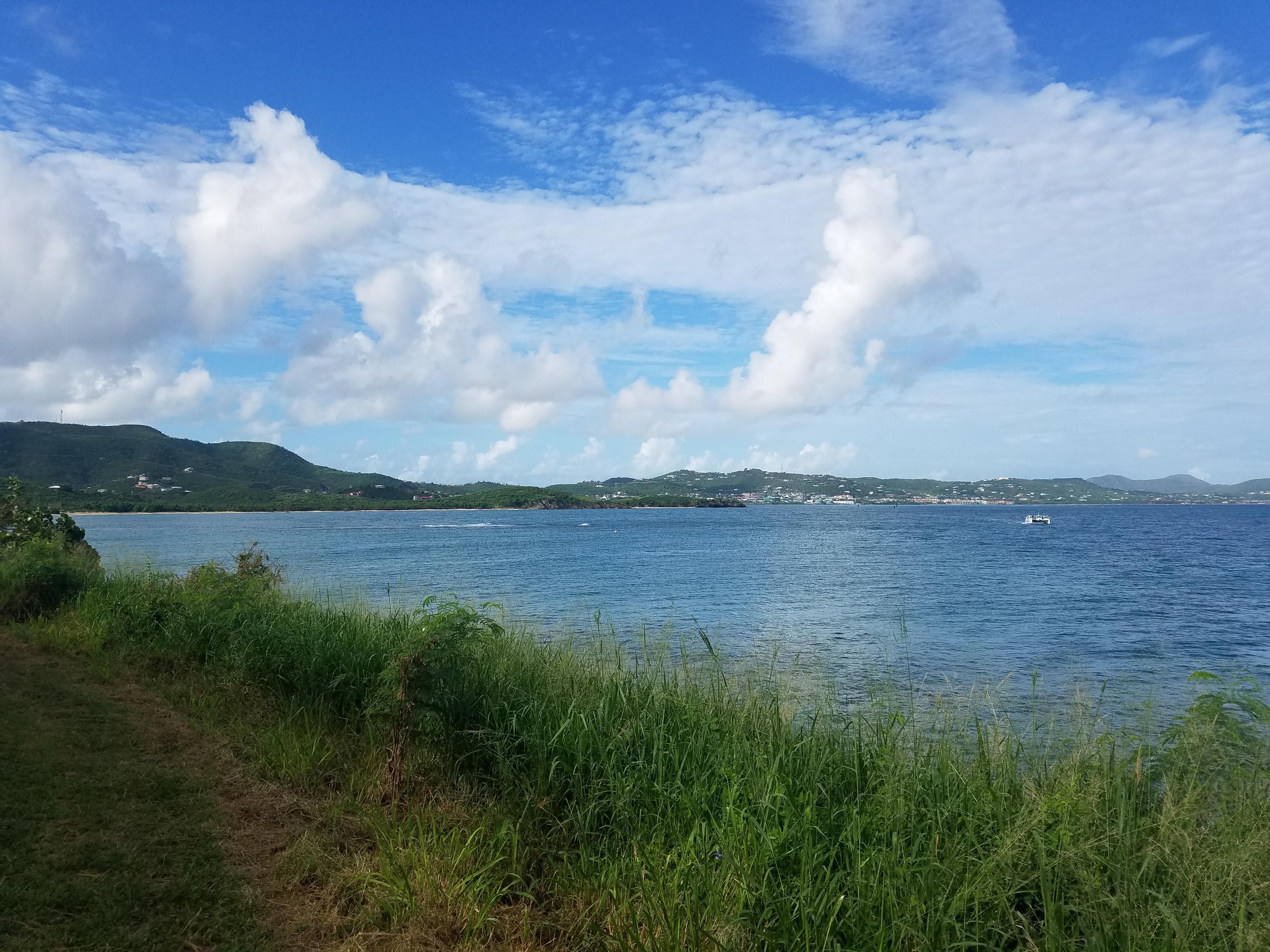Walking trail to Whistler beach