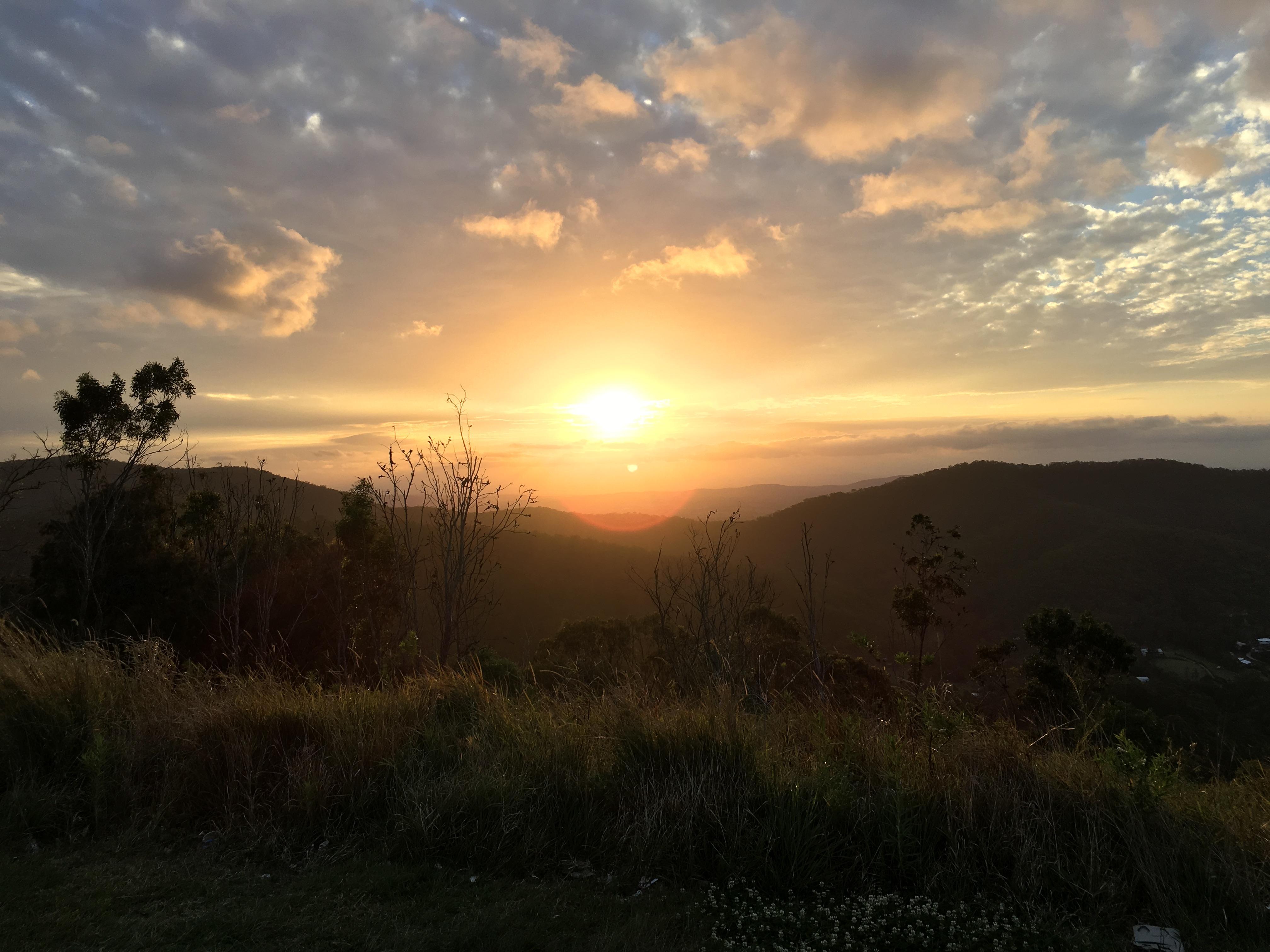 Tamborine Mountain view