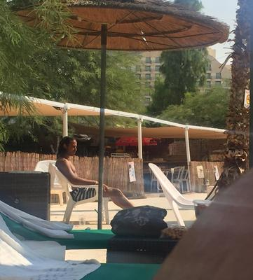 Der Pool Lifeguard