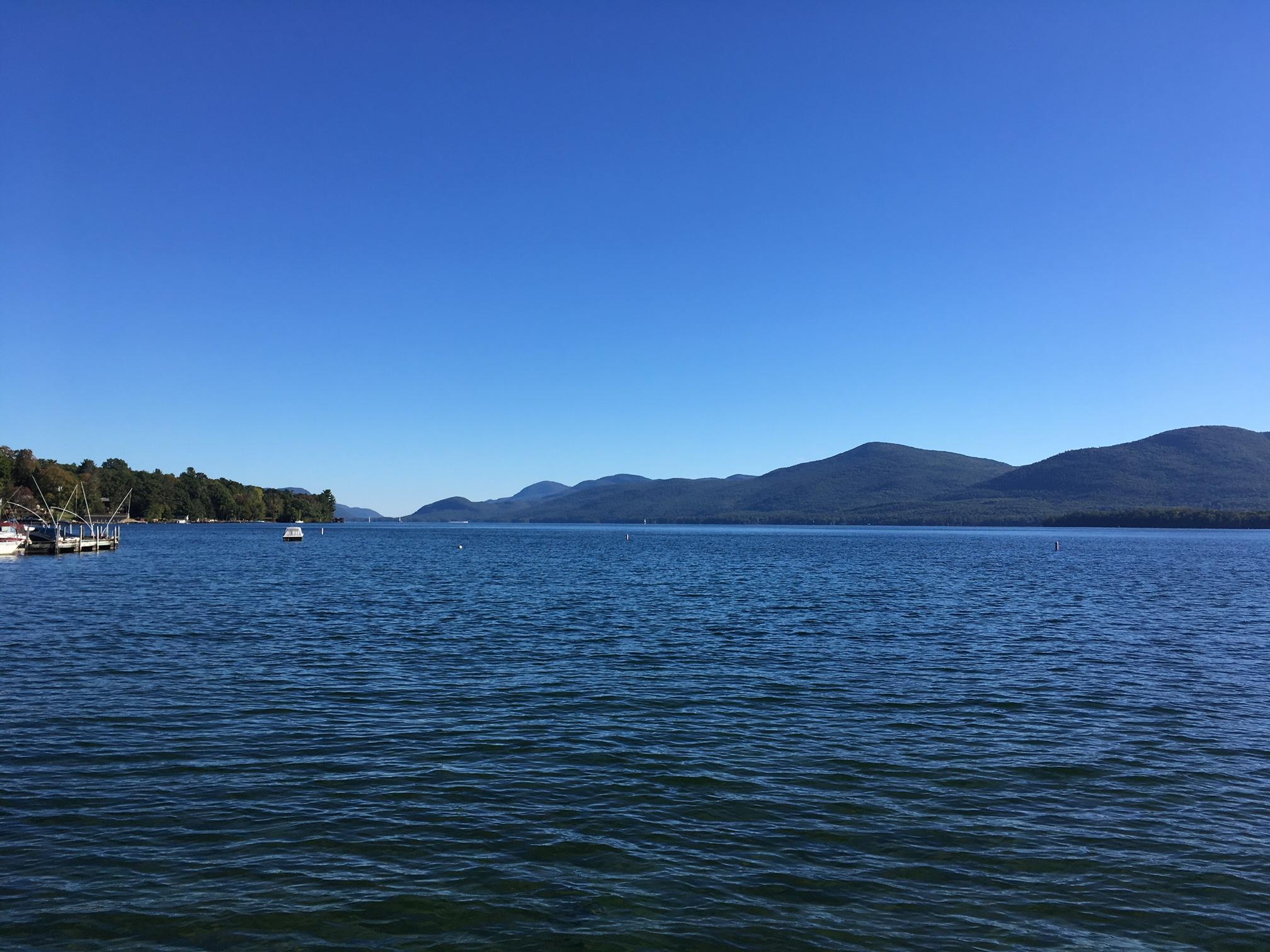 View of Lake George