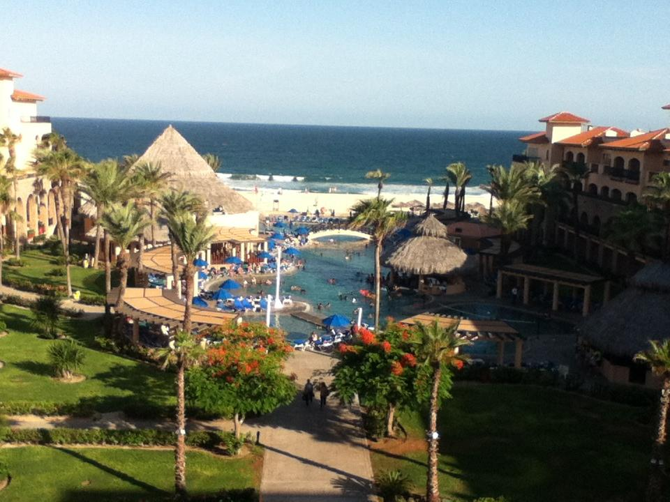 Our room view from balcony!!!!