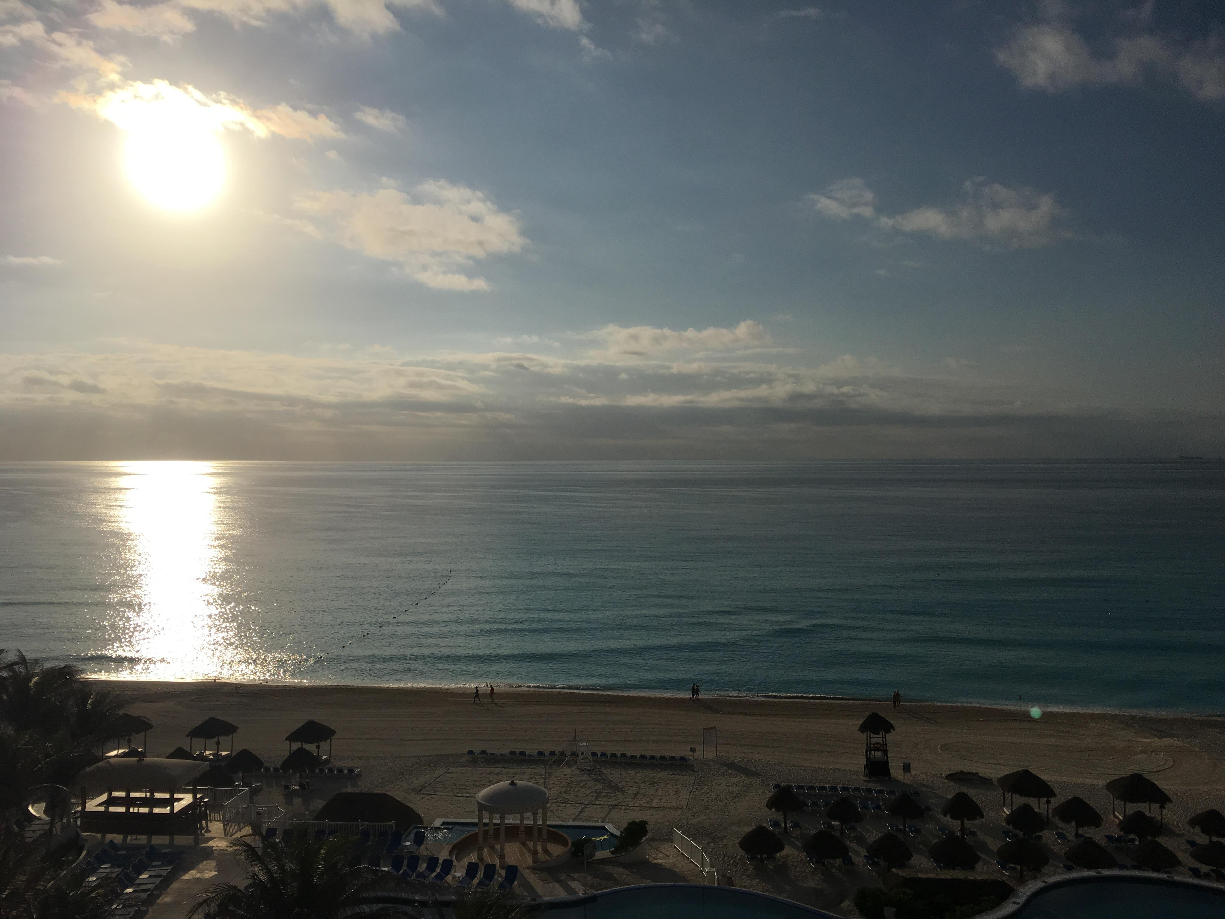 View from room 628