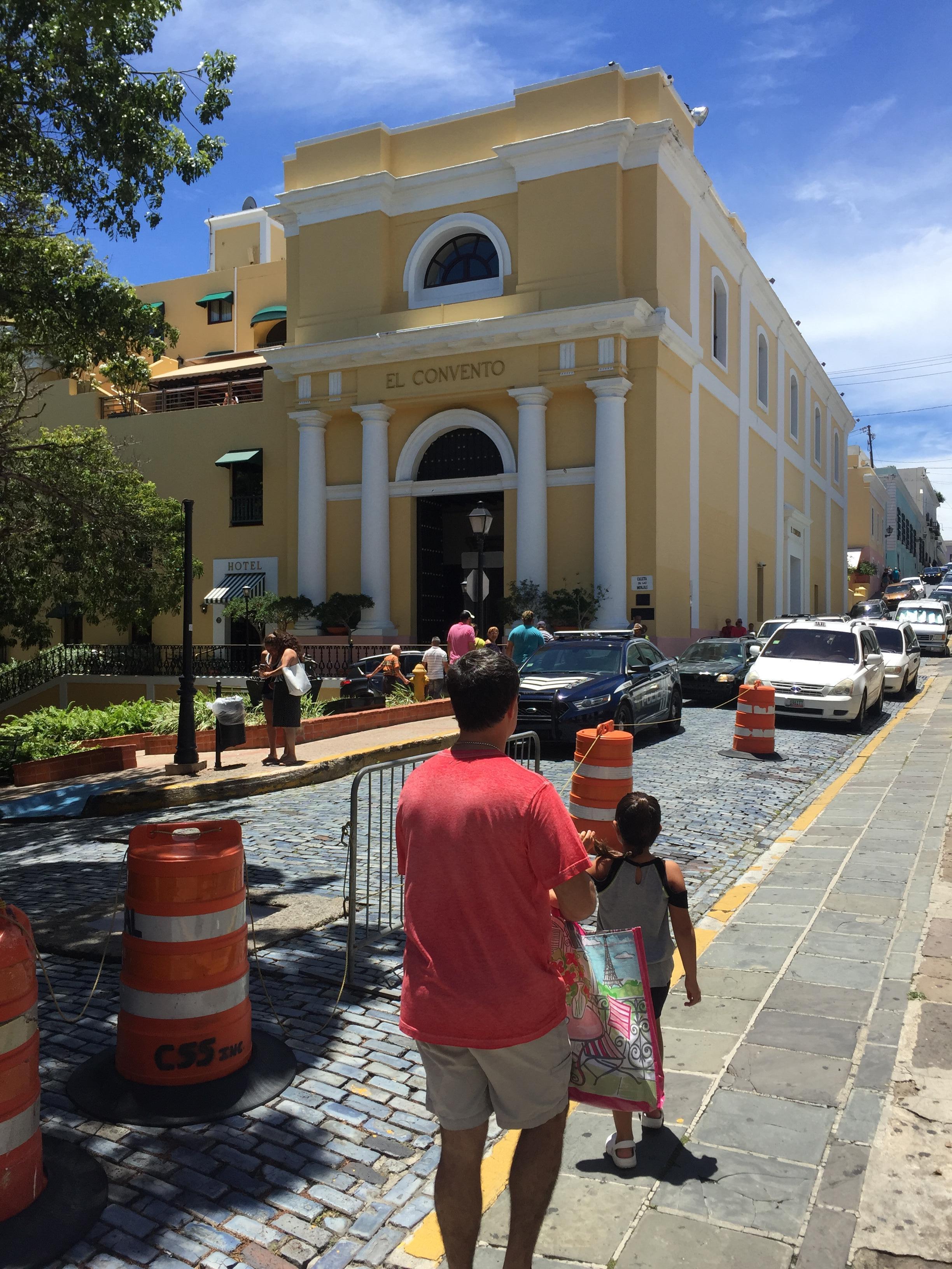 Cute Hotel in Old San Juan