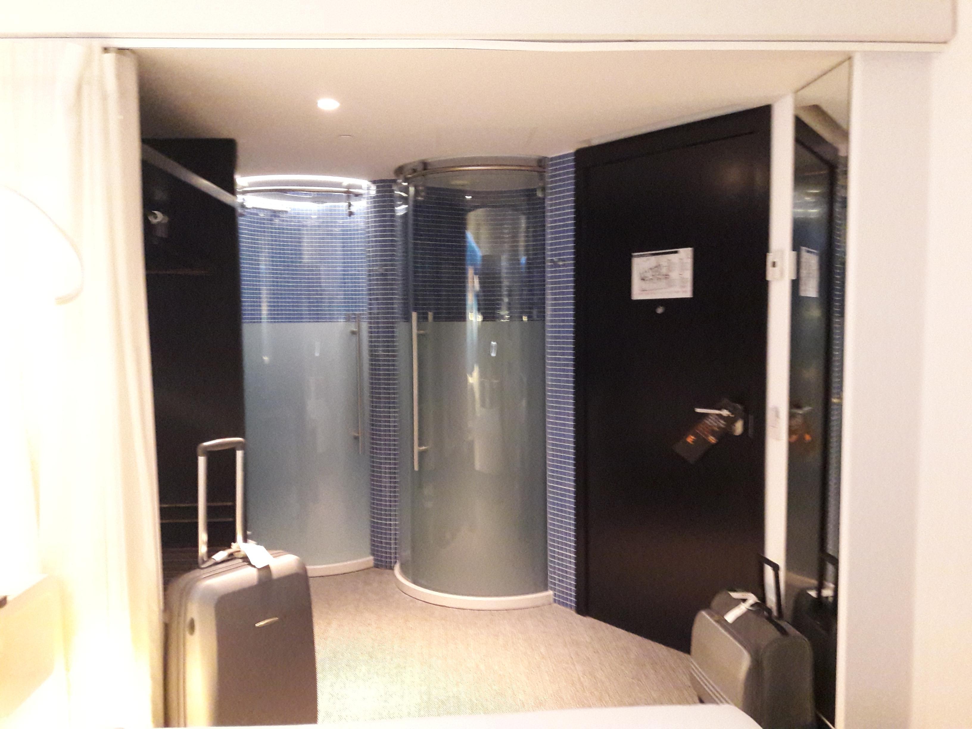 le coin salle d'eau