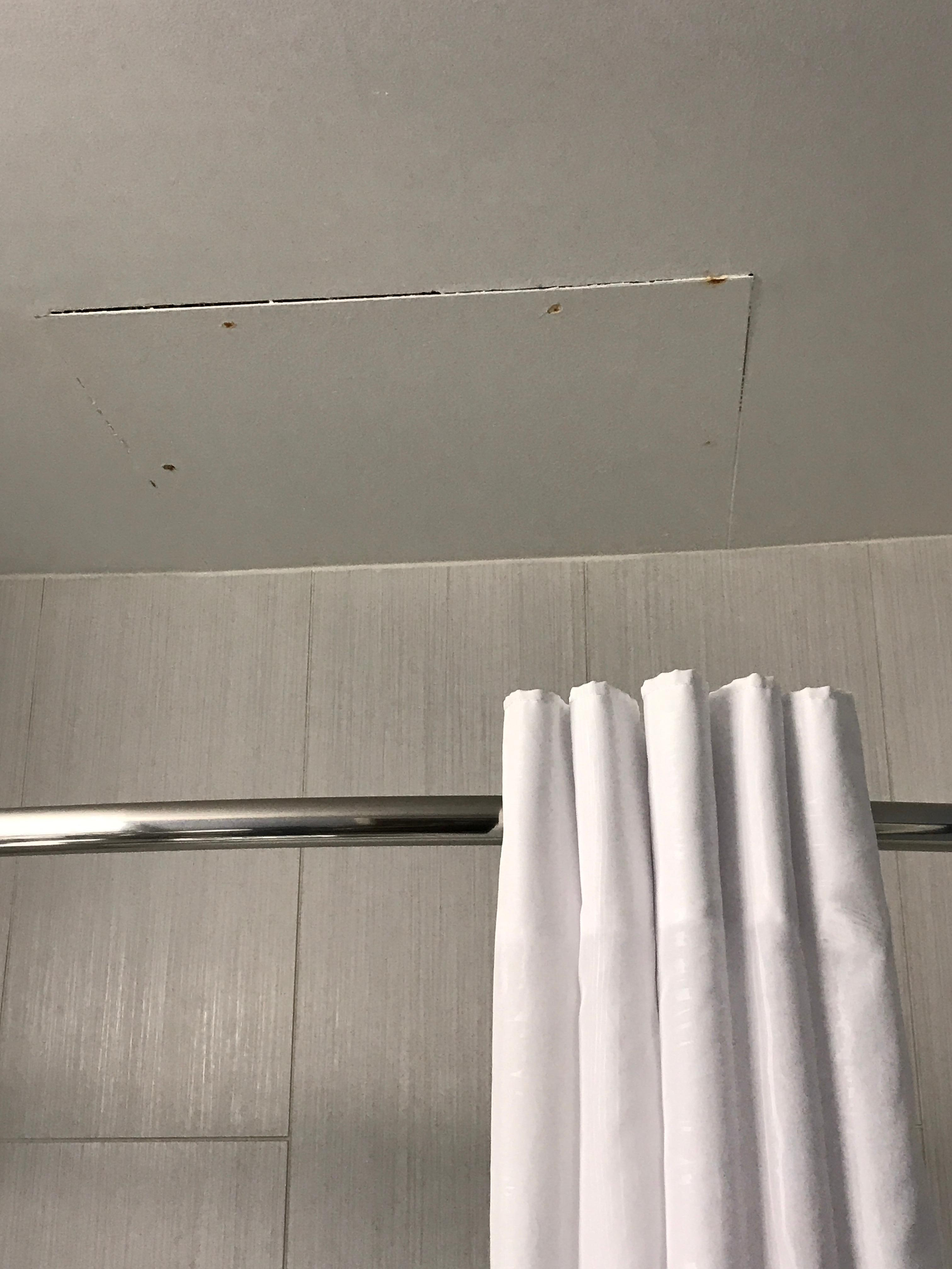 Shower rust or mold