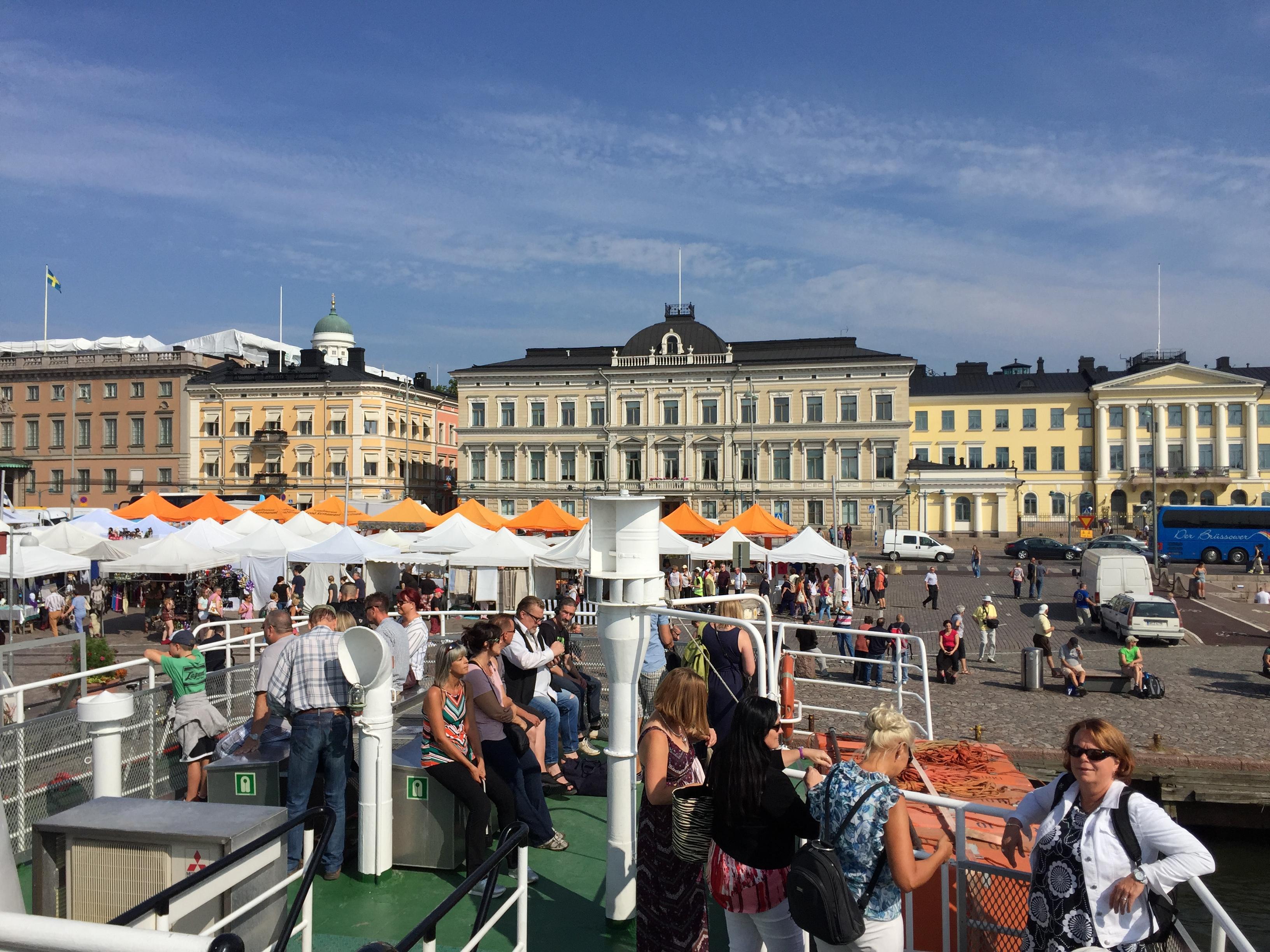 centre d'Helsinki