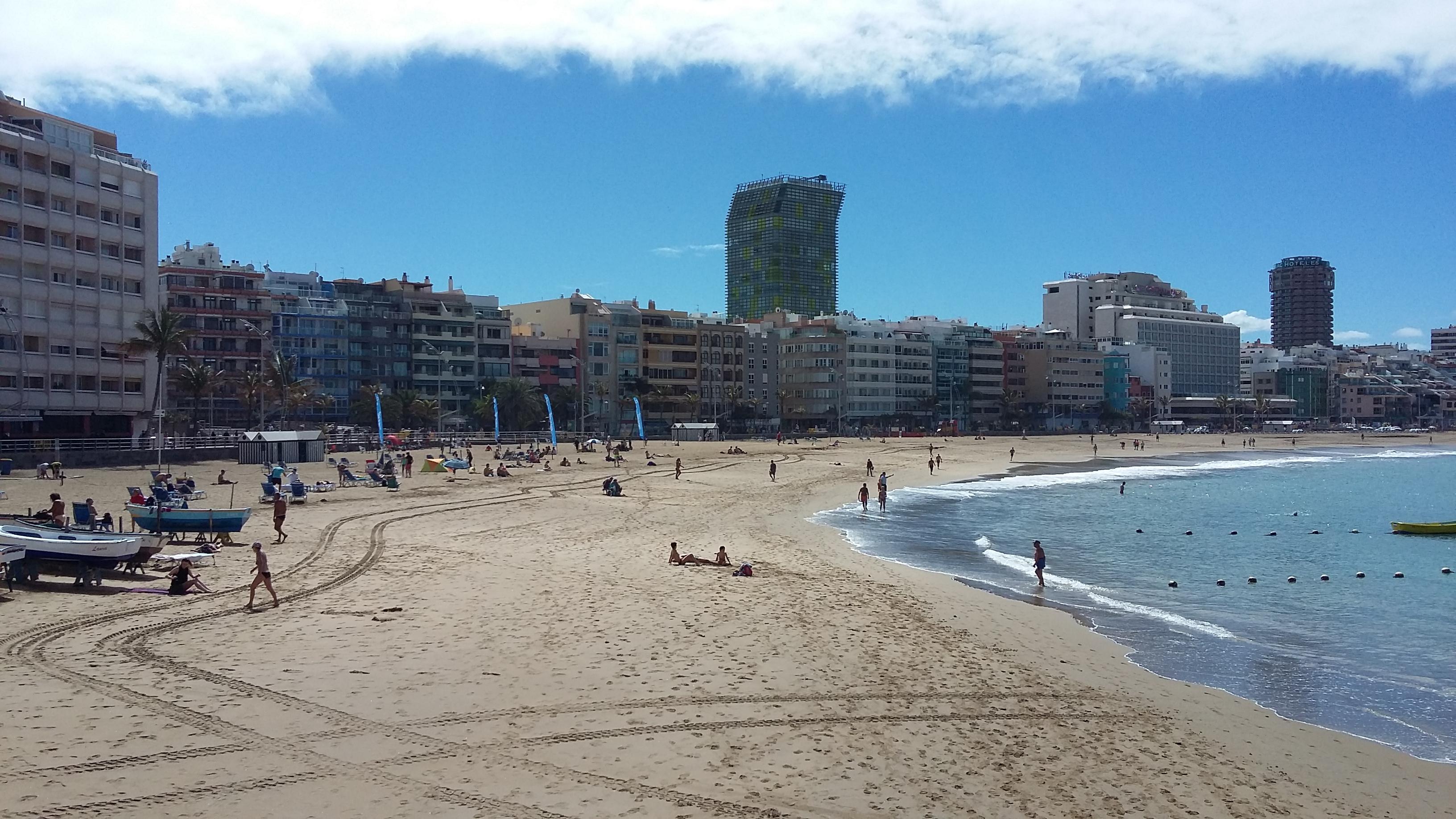 Hotel Sercotel Cristina Las Palmas Las Palmas De Gran Canaria