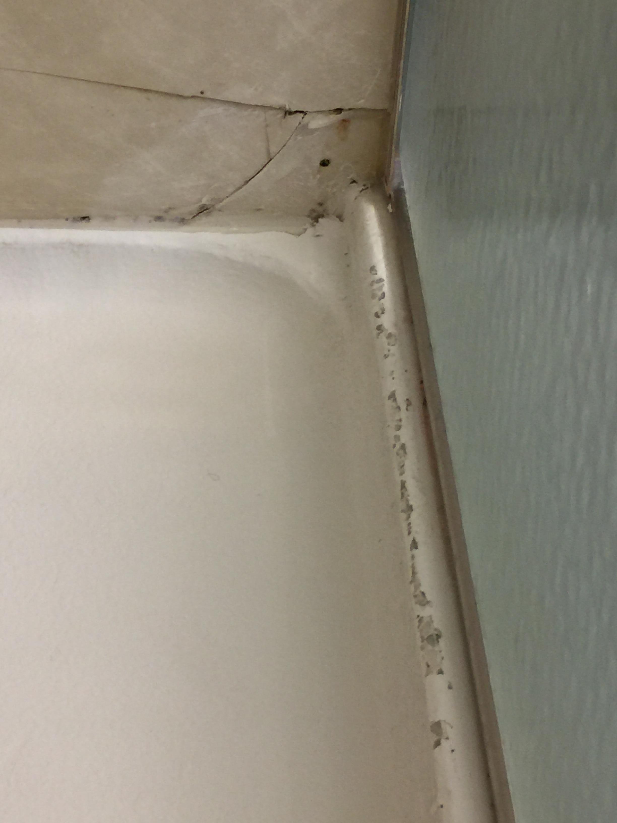 Shower base