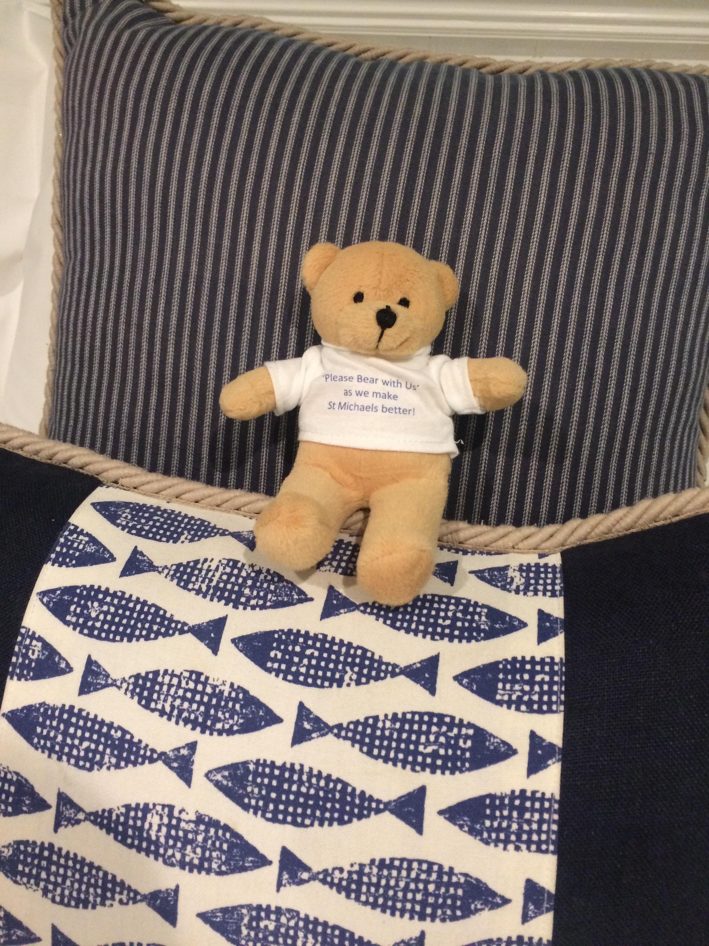 Teddy Message !