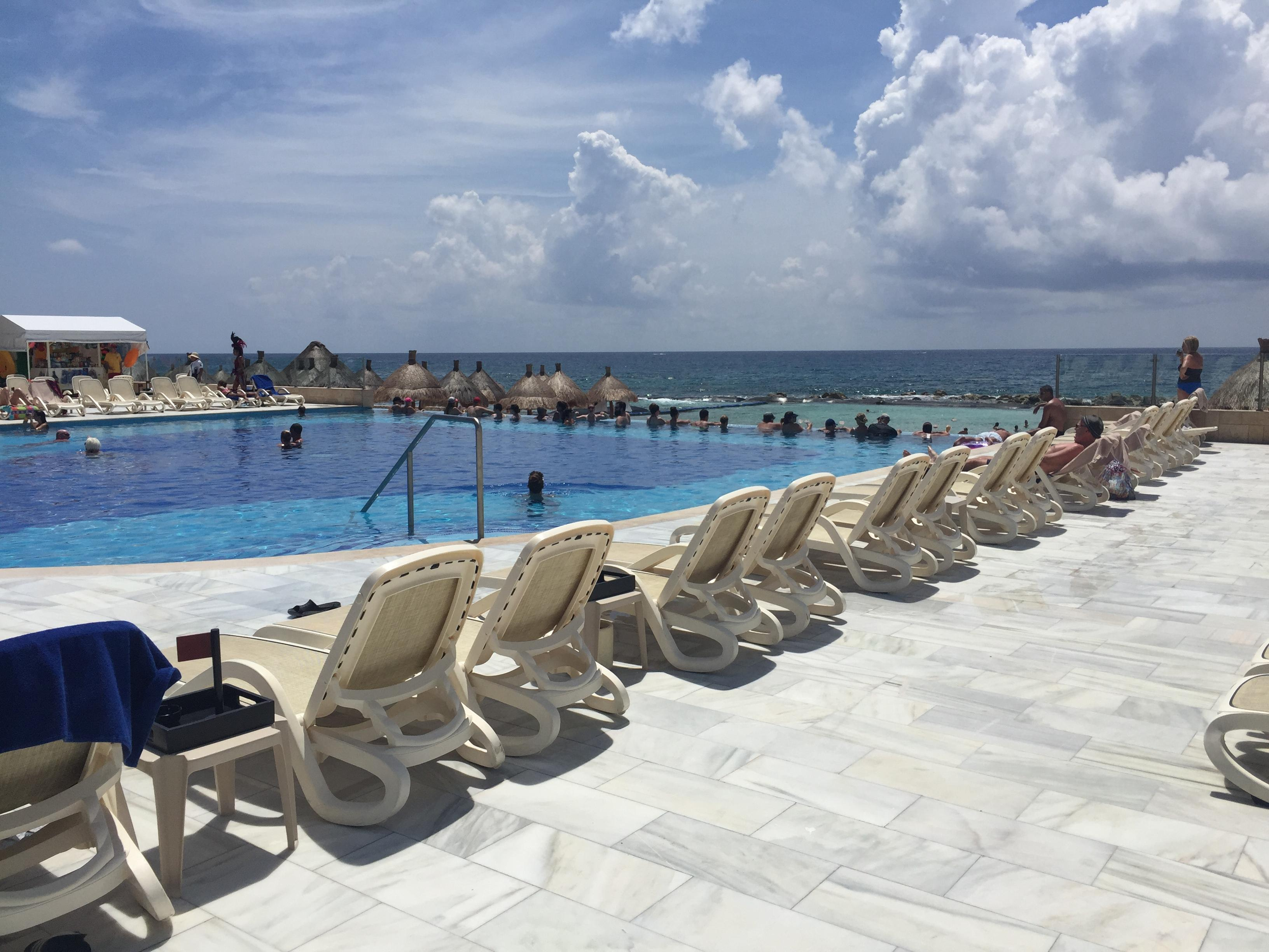 Infinity Pool- Adults Only