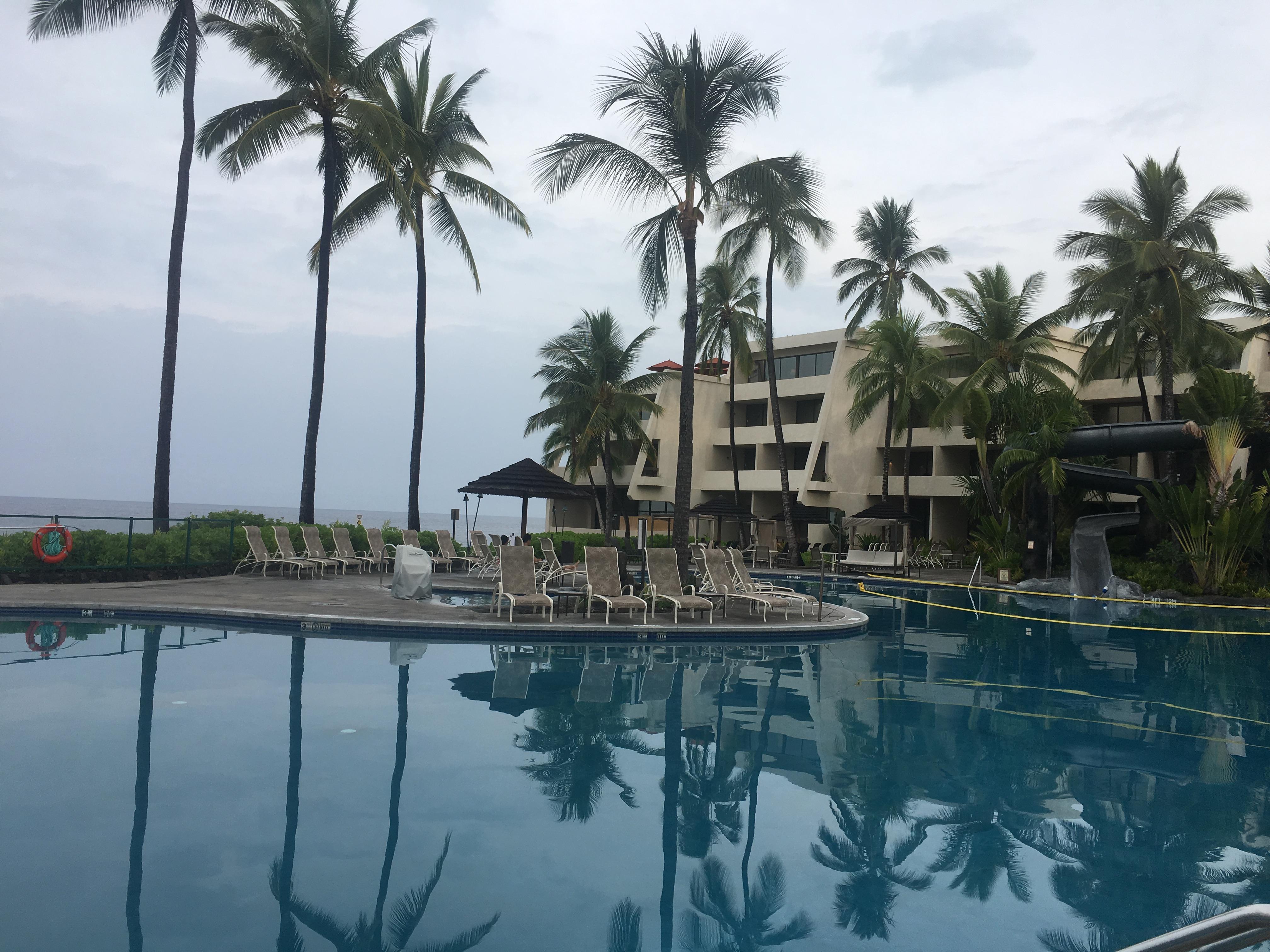 Sheraton Kona Resort Spa At Keauhou Bay In Hawaii Island Hotel - Incredible swimming pool cost 2000000
