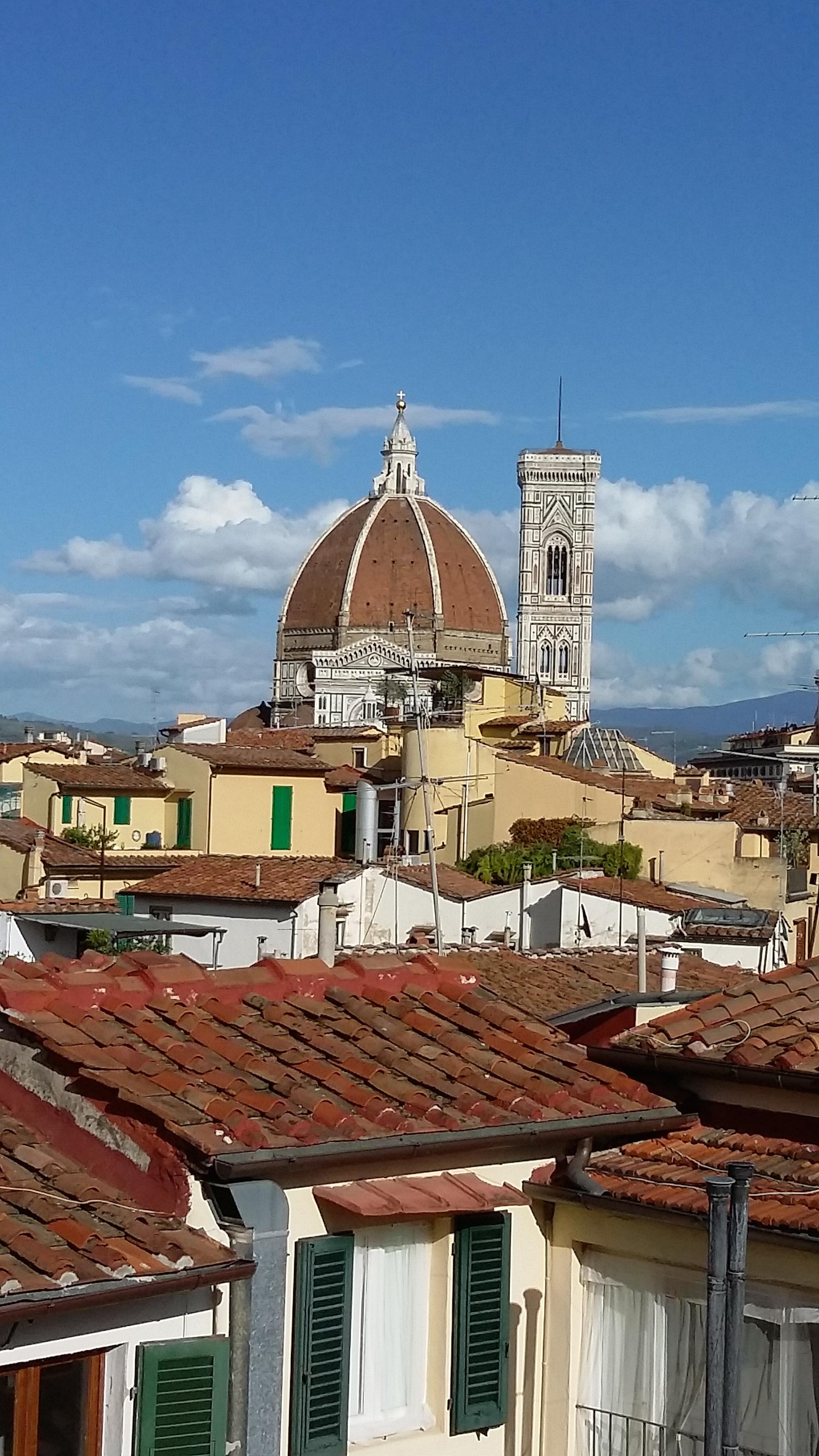 Duomo View from SMN Roof