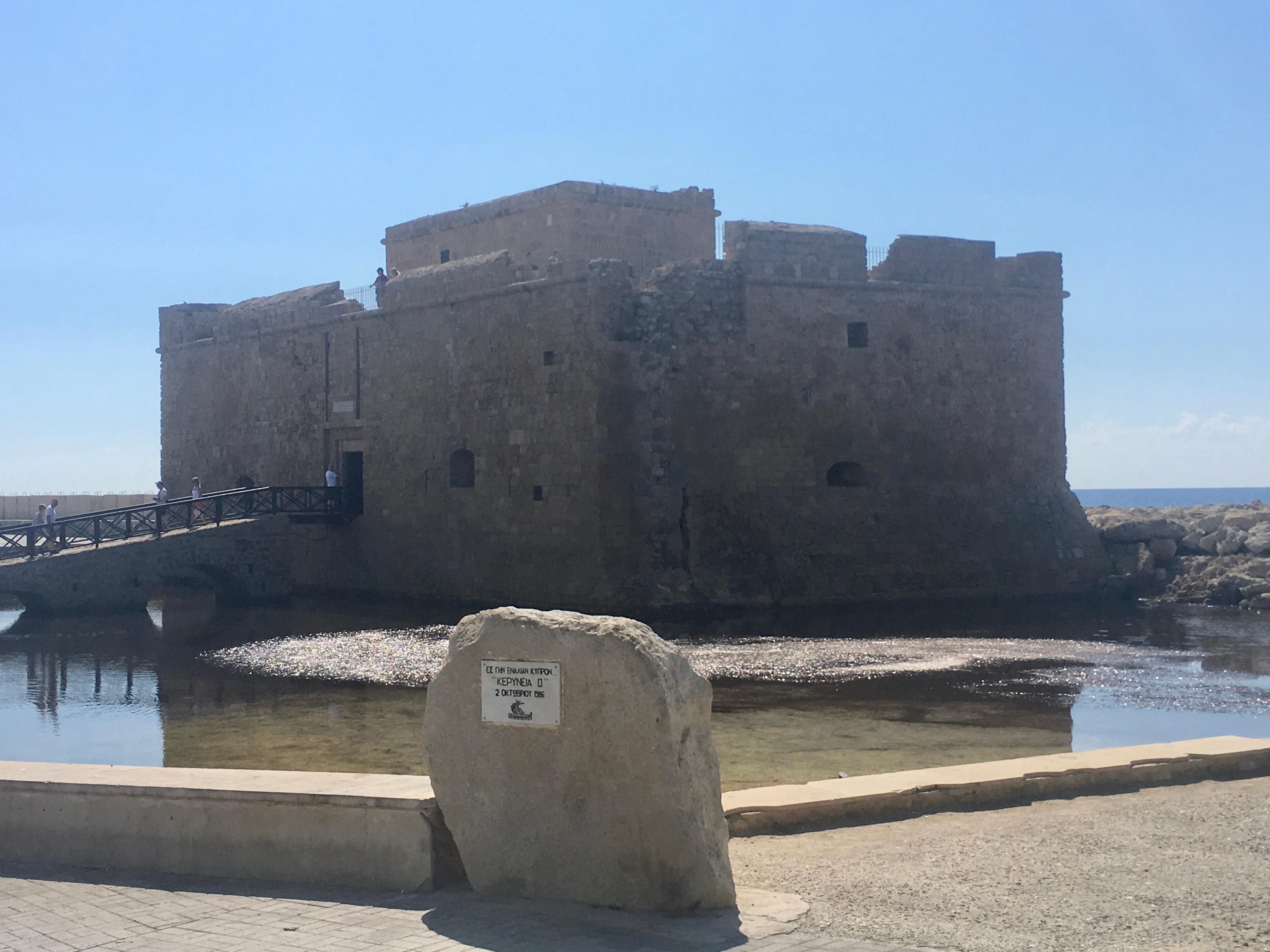 Le fort médiatique, Kato de Paphos
