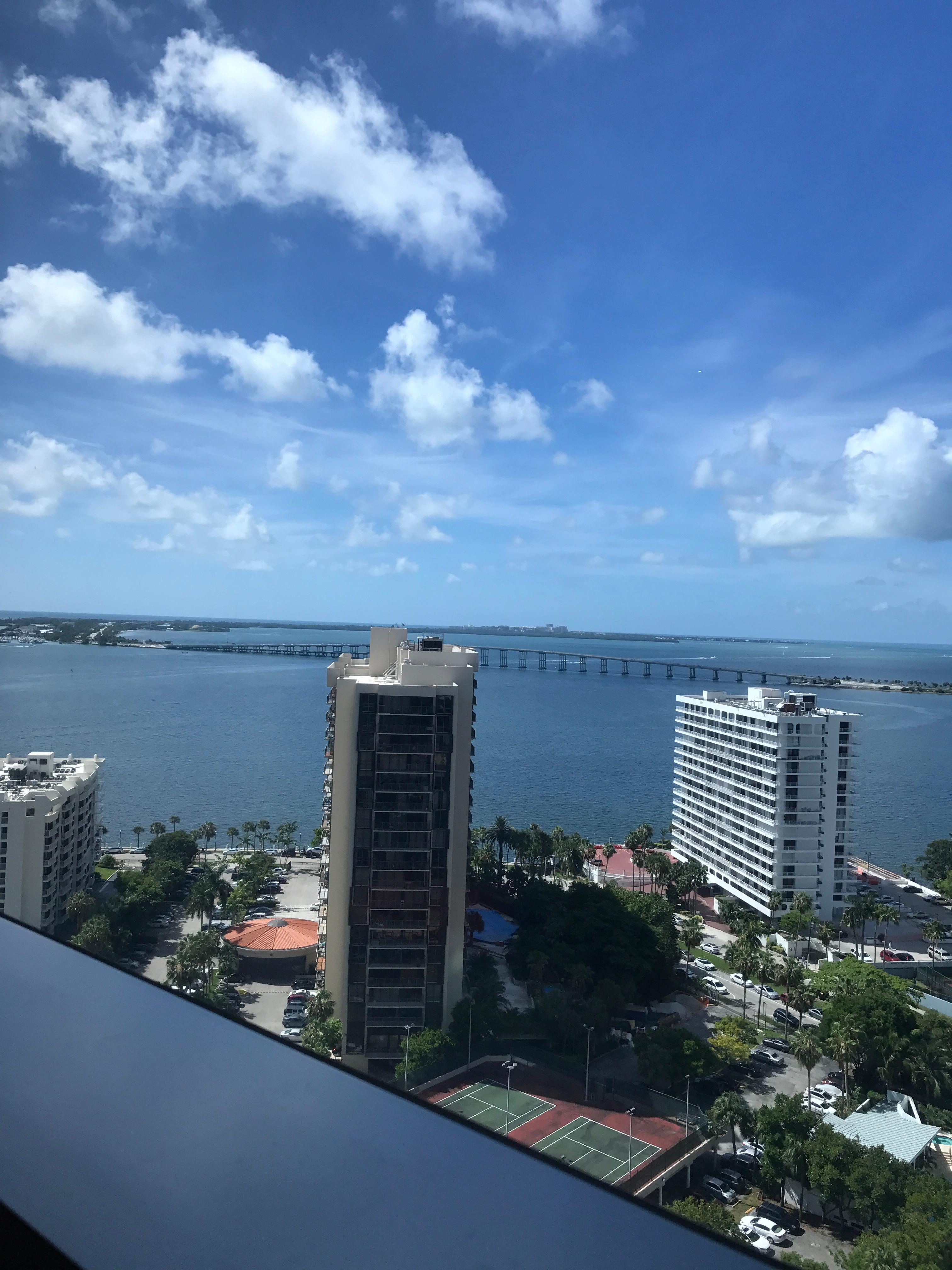 Wonderful view!!