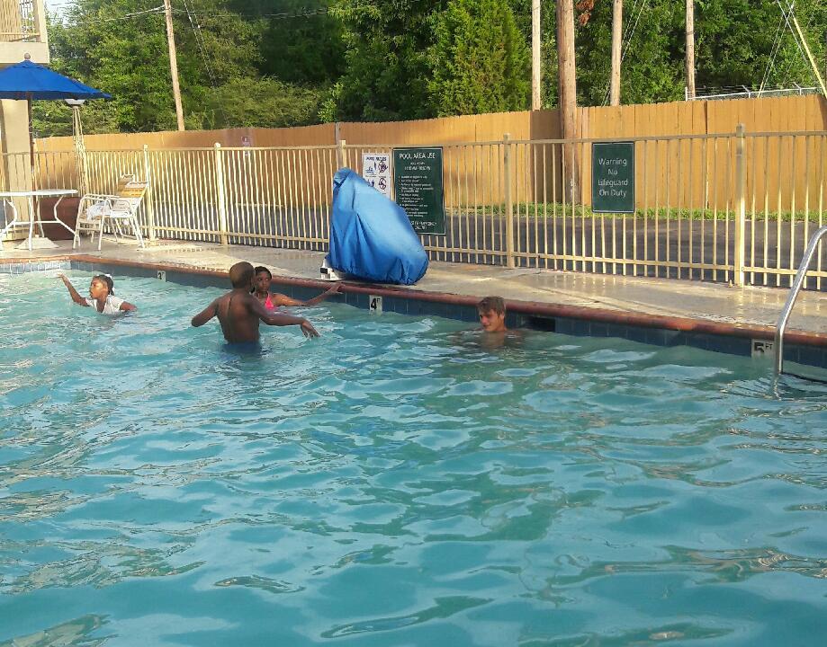 A crisp swim for Son.