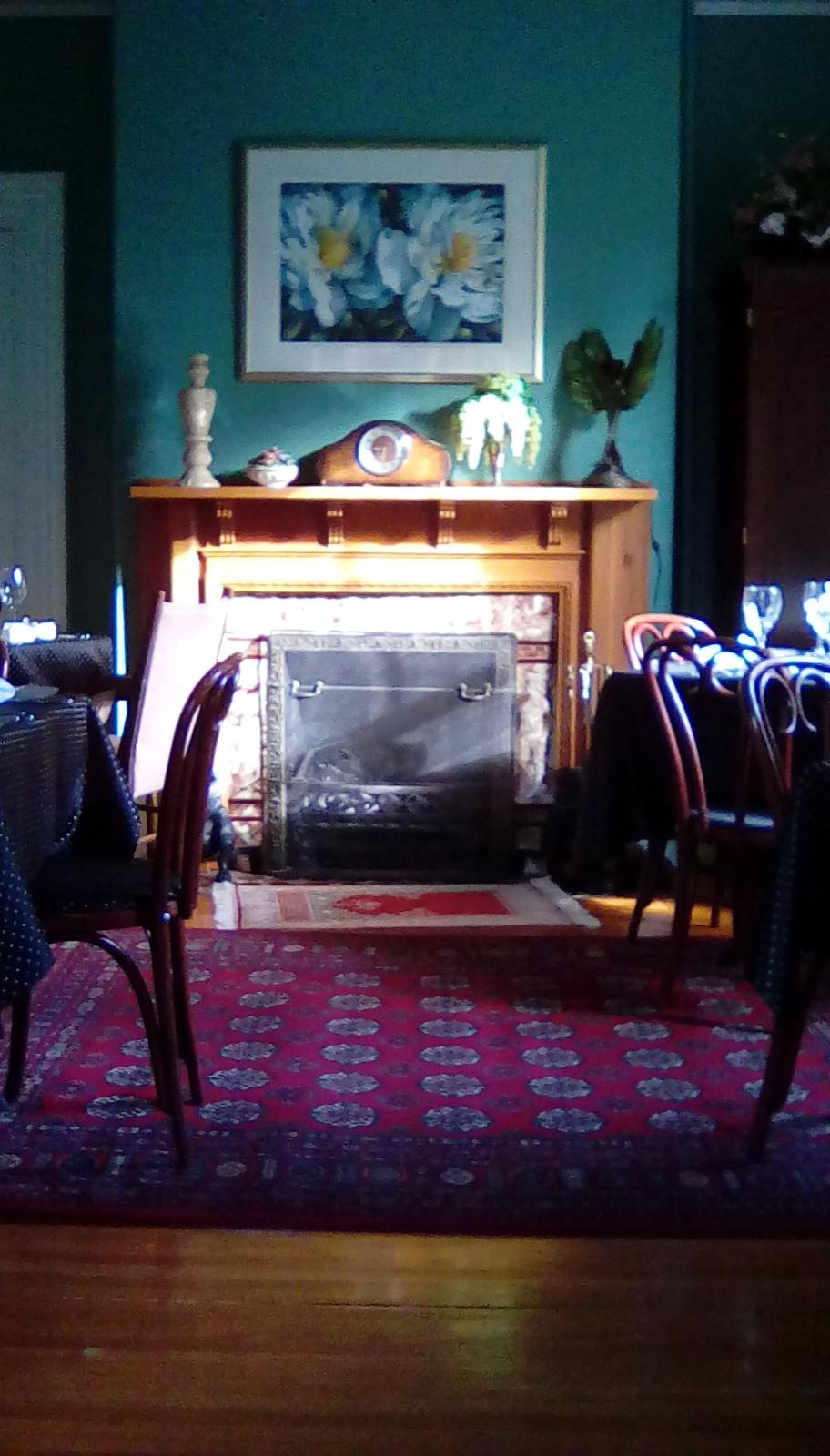 other dining area