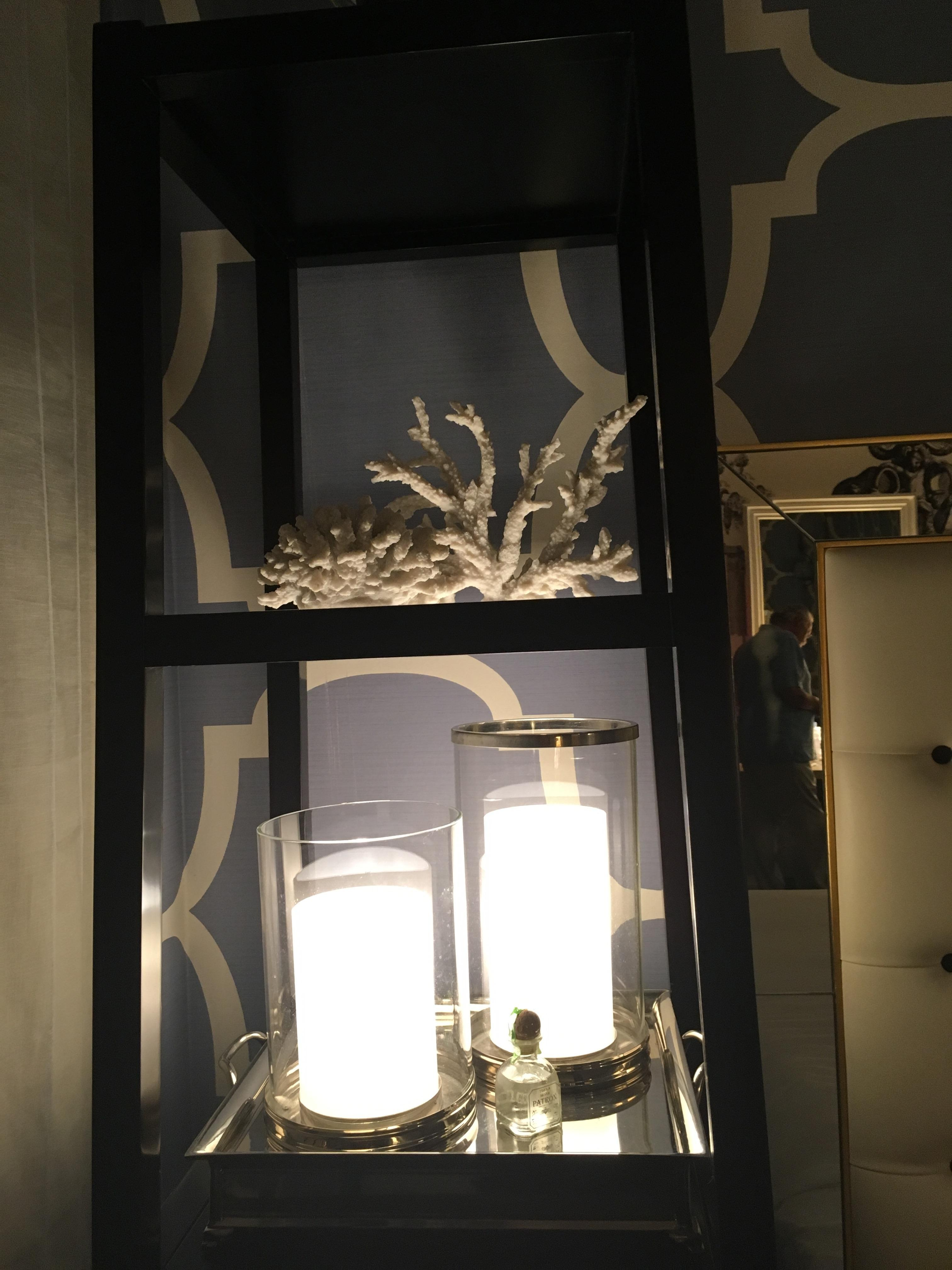 Bedside romantic lighting