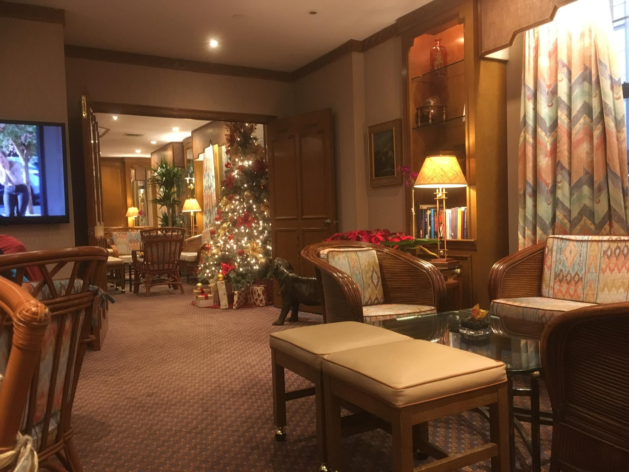 Casablanca hotel by library hotel collection new york
