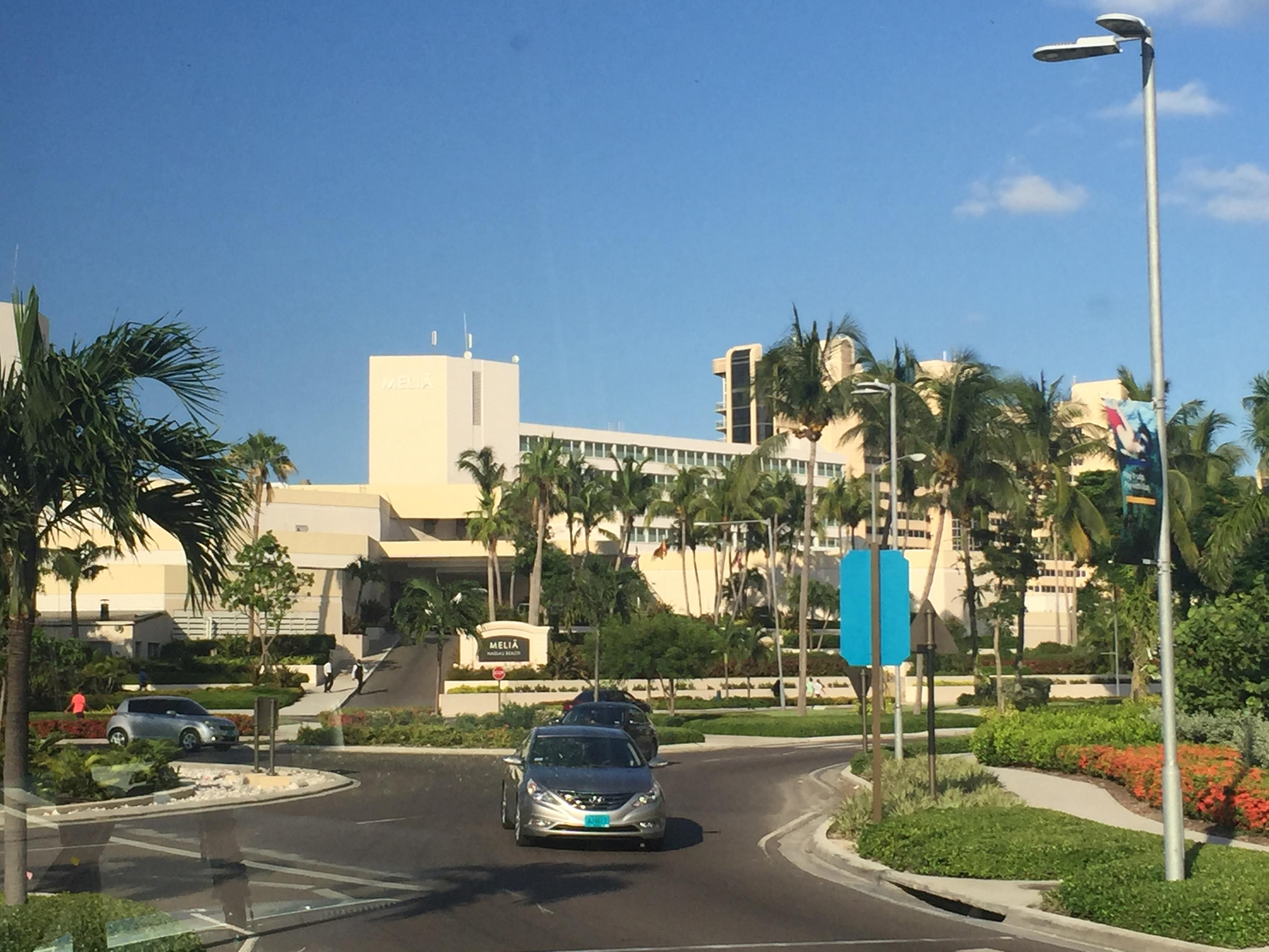 The Melia Hotel