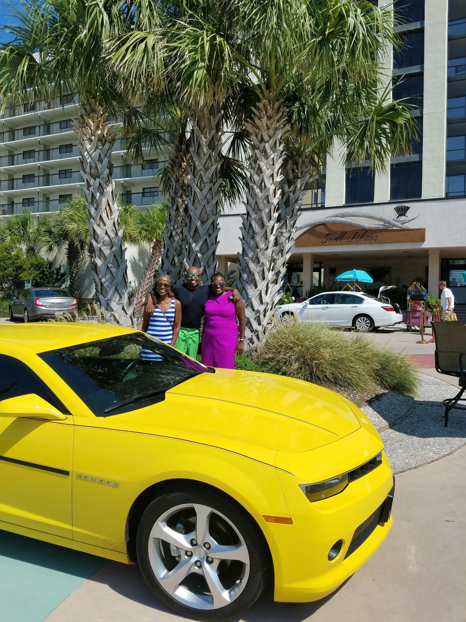 Shell Island Resort All Oceanfront Suites in Wilmington Hotel