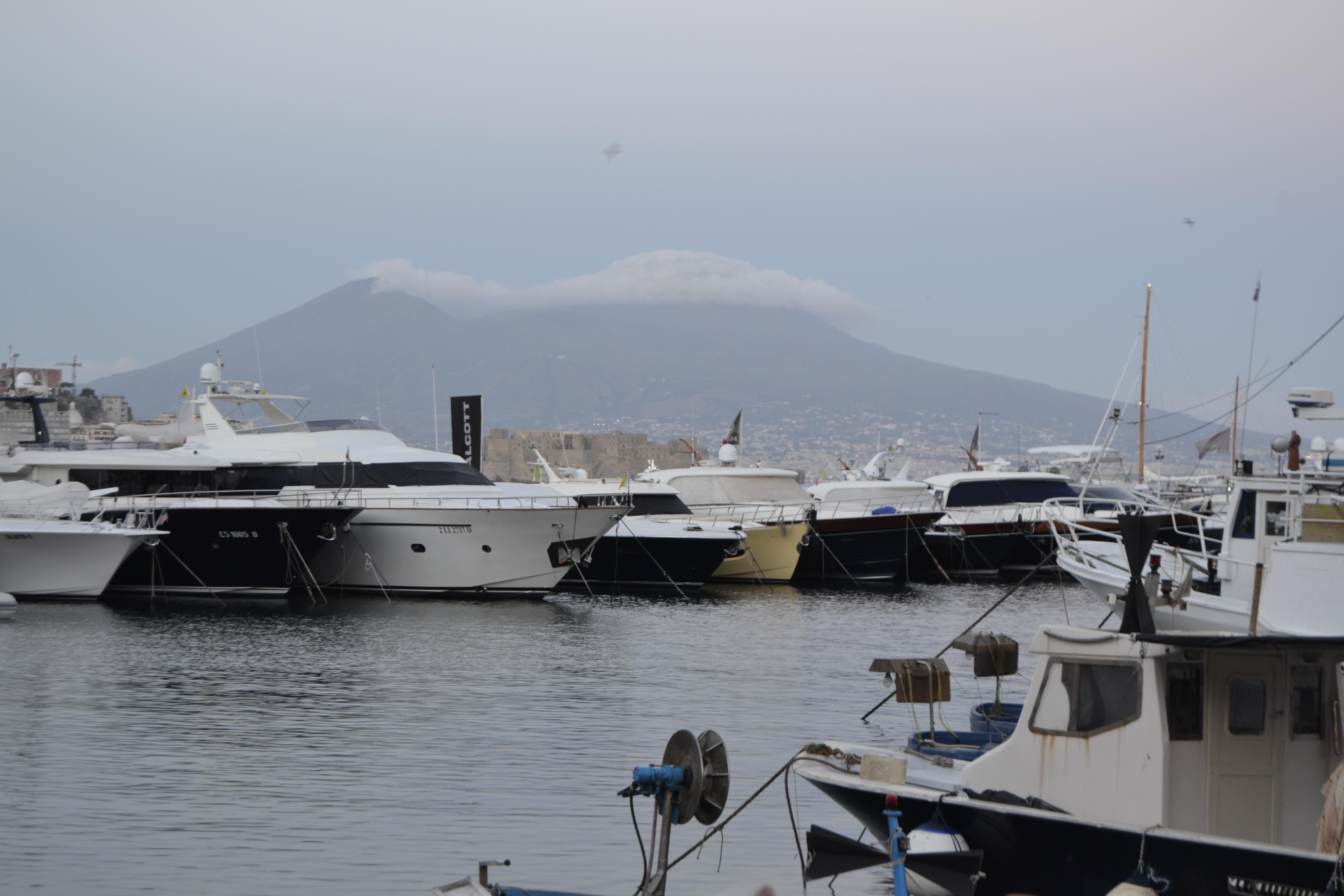Porto de Mergellina