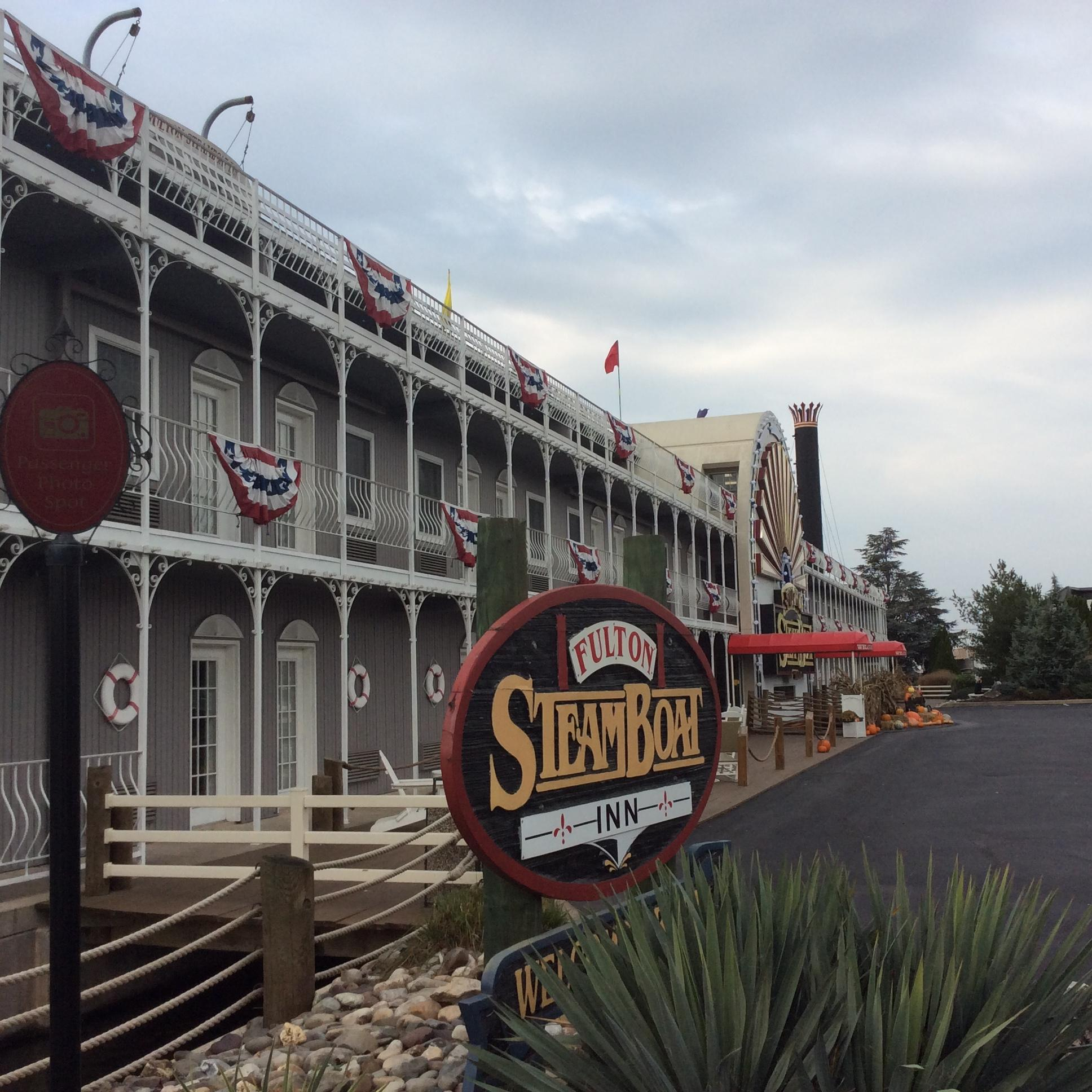 Suites In Lancaster Pa: Fulton Steamboat Inn, Lancaster