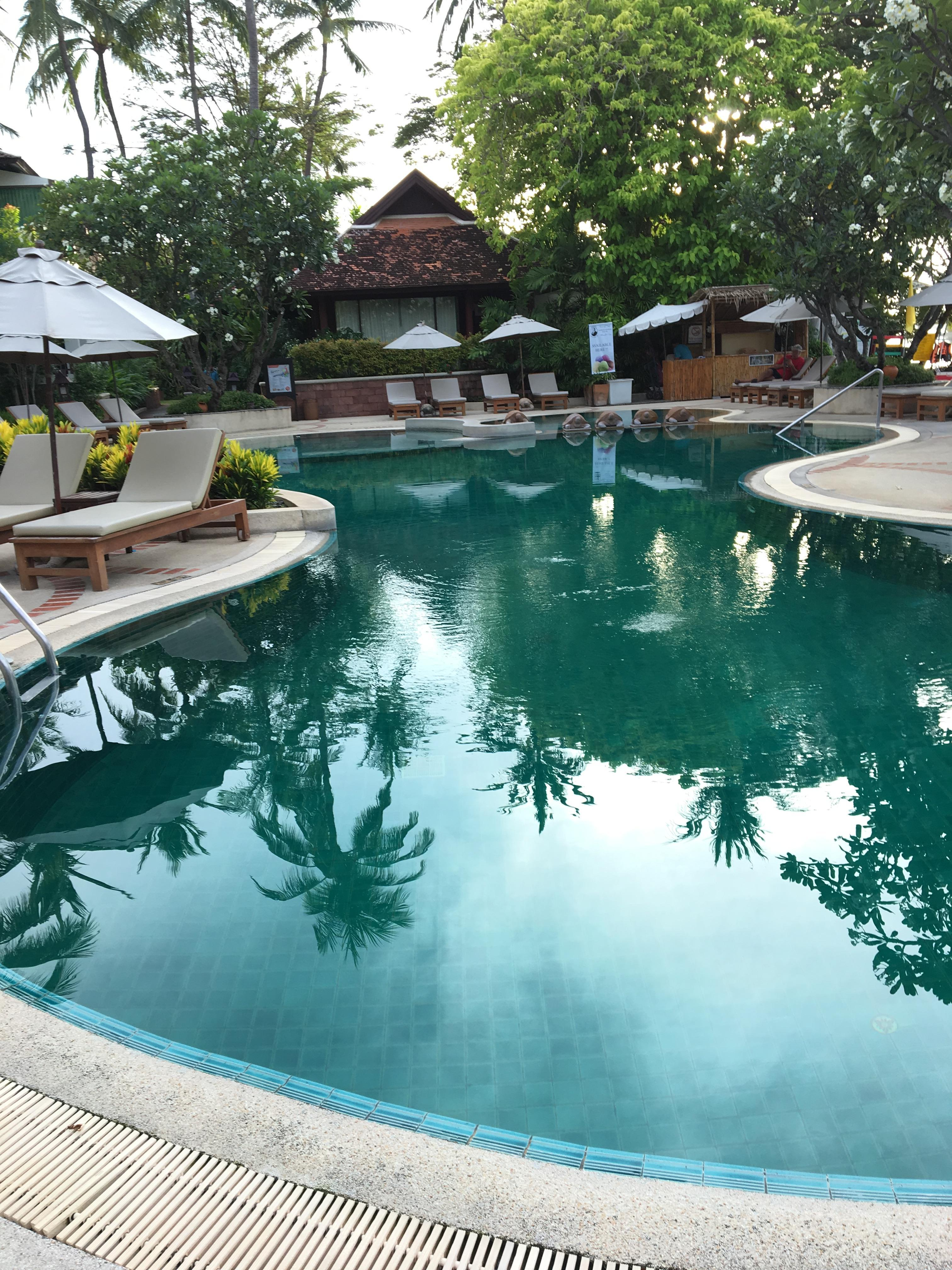 Chaweng Regent Beach Resort Deals Reviews Koh Samui Islands - Incredible swimming pool cost 2000000