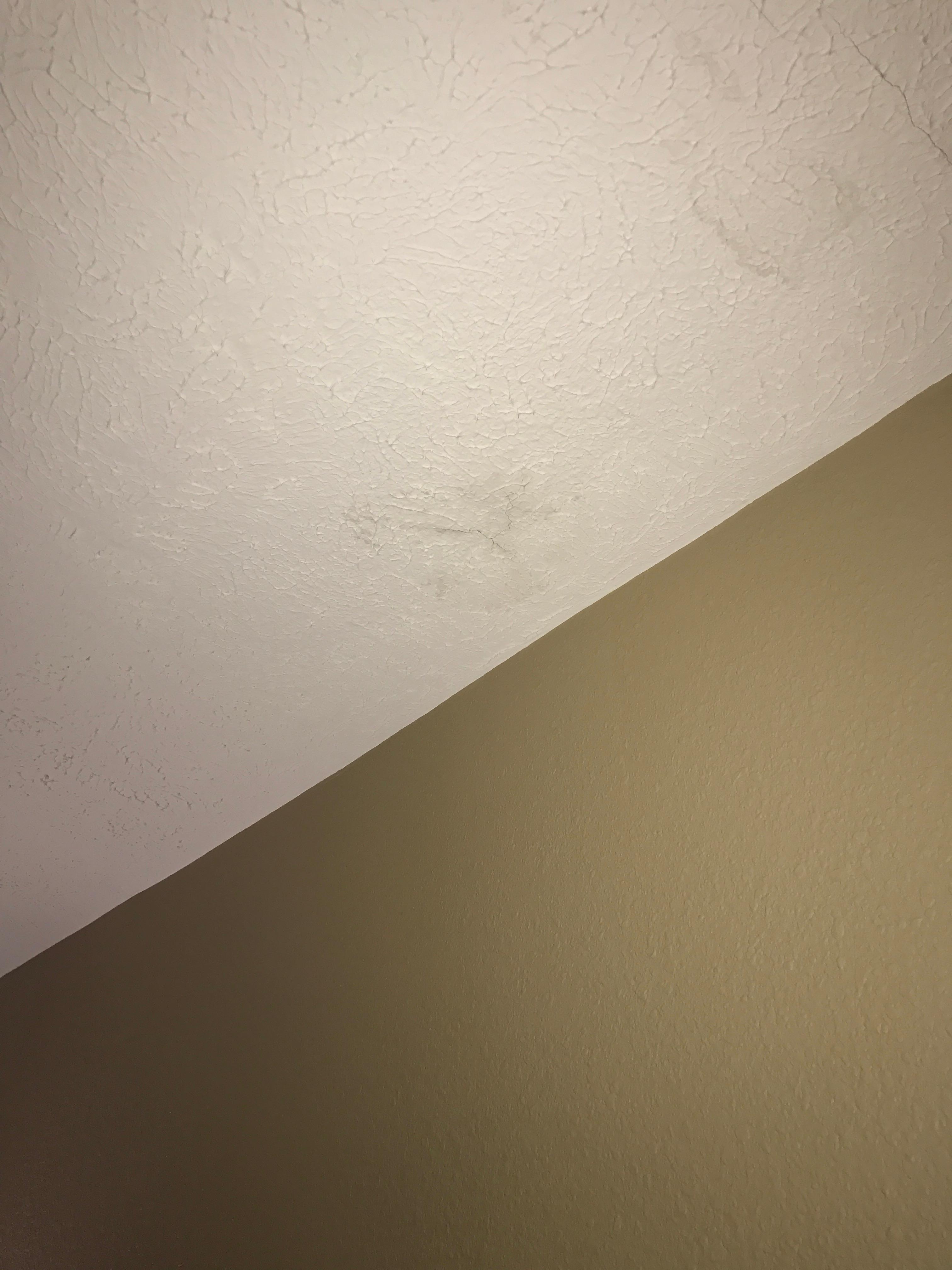 Leaking ceiling 1