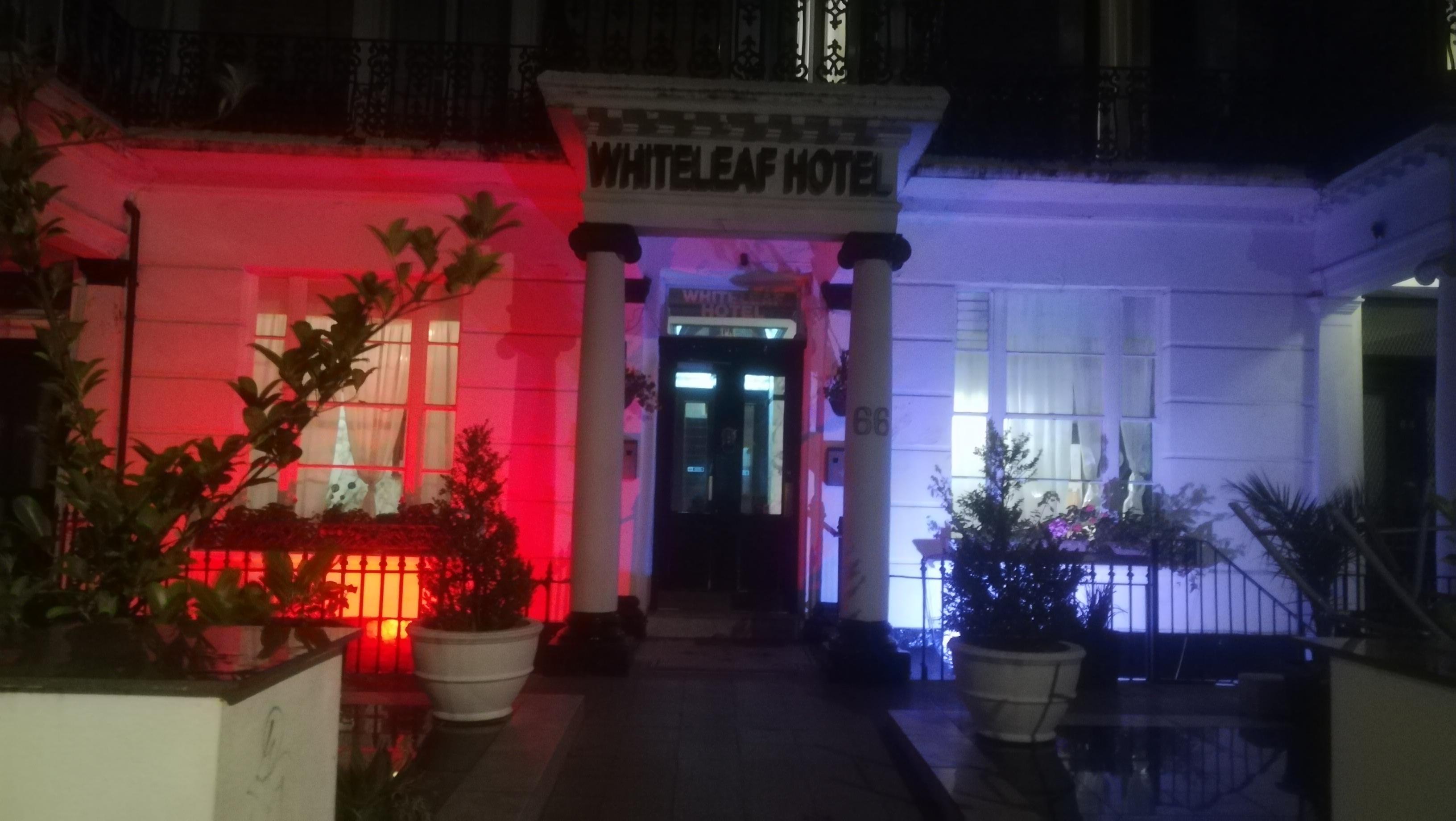 Whiteleaf hotel Bayswater