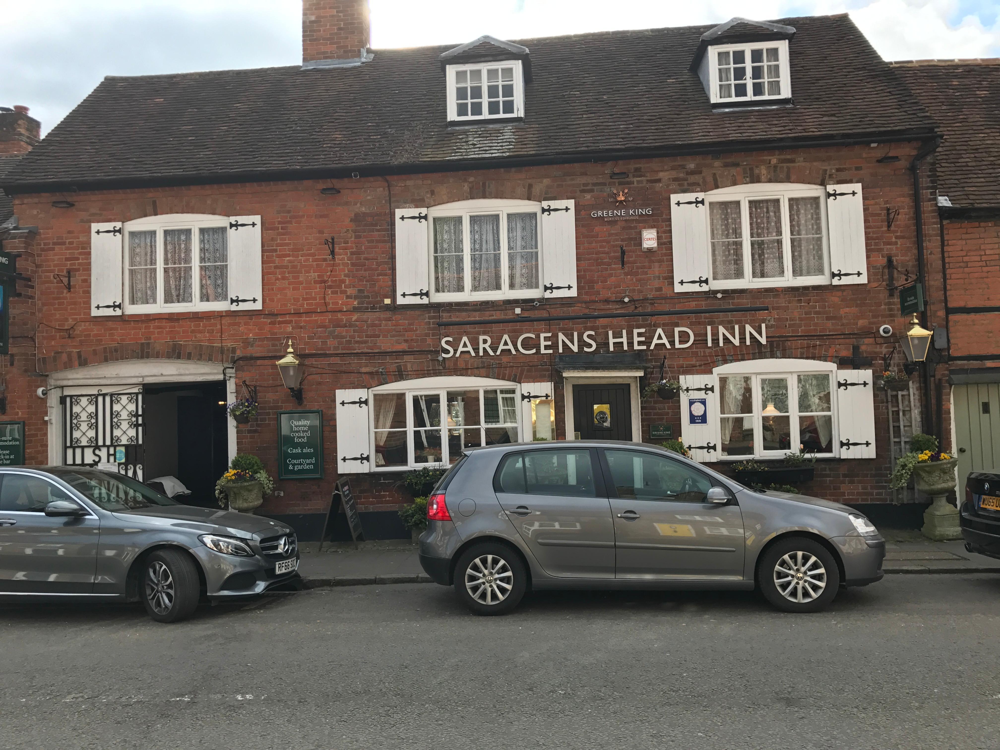 Saracens Head Inn