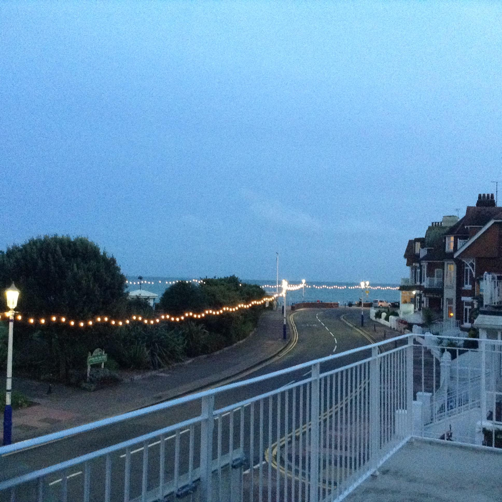 Sea View Balcony from Room 4