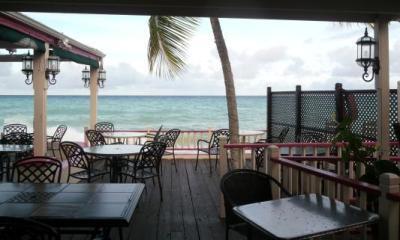 Cafe on the Beach/Sand Castle on the Beach Hotel