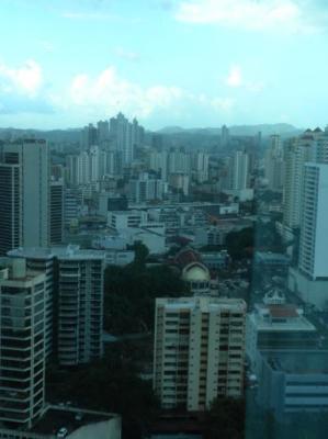 27th floor view