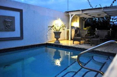 our villa patio- 101