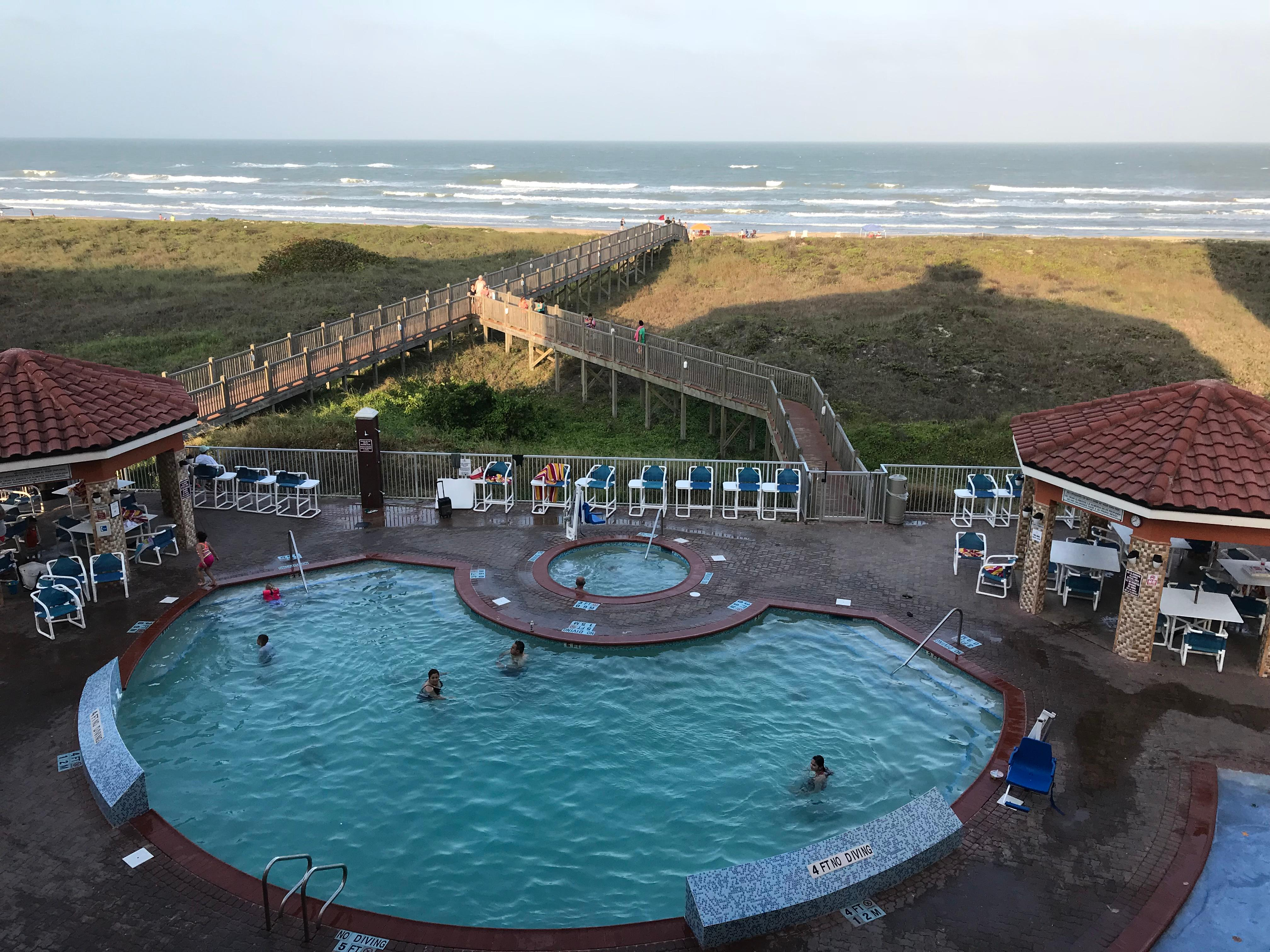La Copa Inn Beach Hotel In South Padre Island Rates Reviews On Orbitz