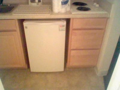 Refrigerator (same size in every room