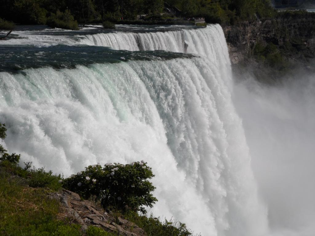 I Had A Wonderful Time On My 5 Day Vacation Trip. My Main Gold Was To See  Niagara Falls And I Did It. I Visit The Buffalo Zoo, CanalSide, Navy And  Military ...