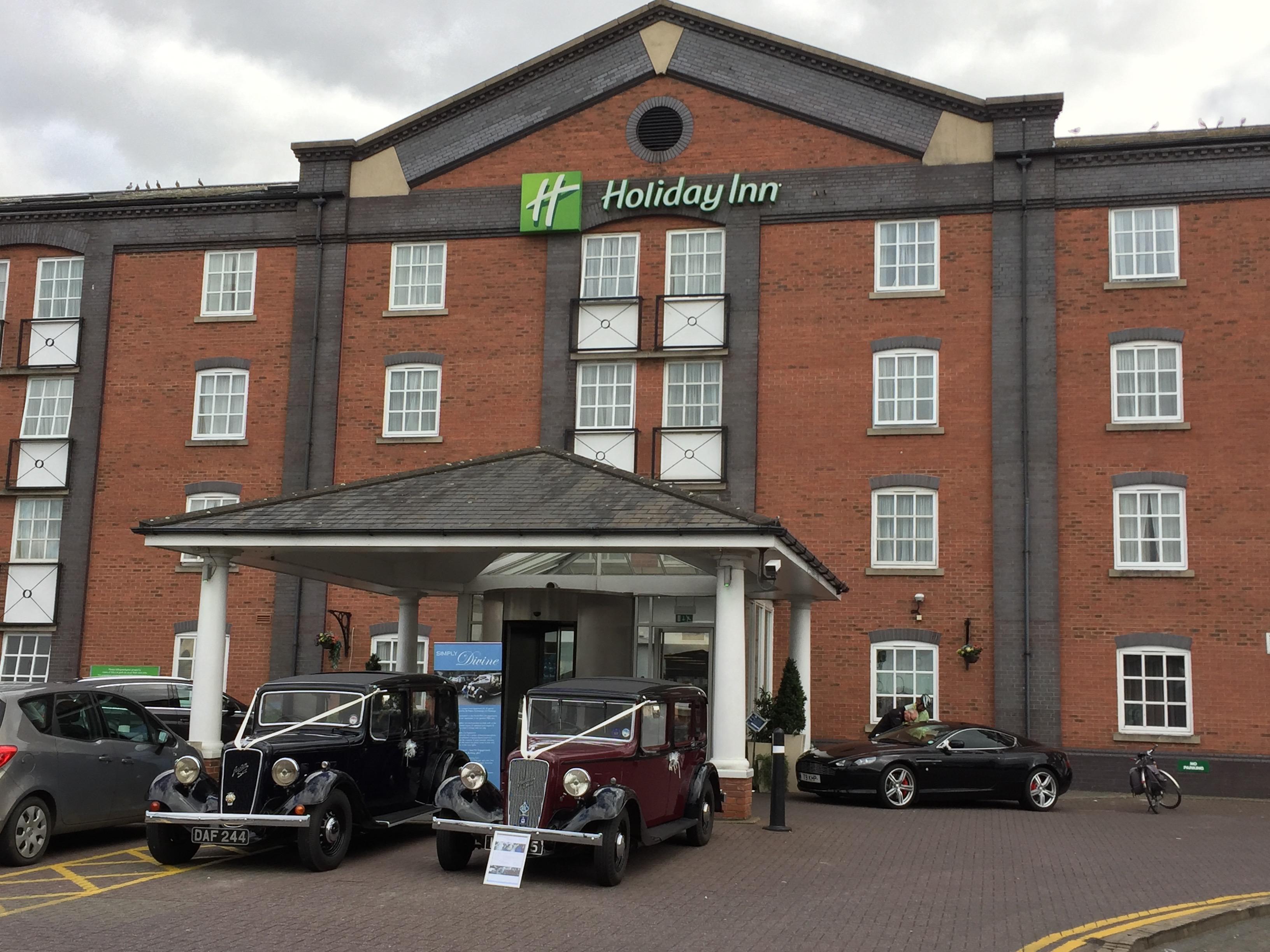 Holiday Inn in Ellesmere Port